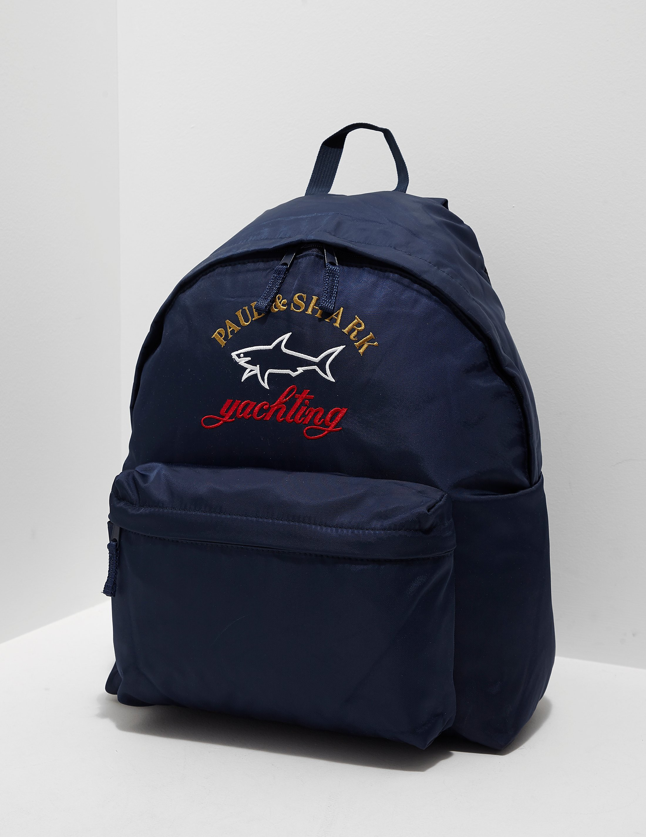 Paul and Shark Large Logo Backpack