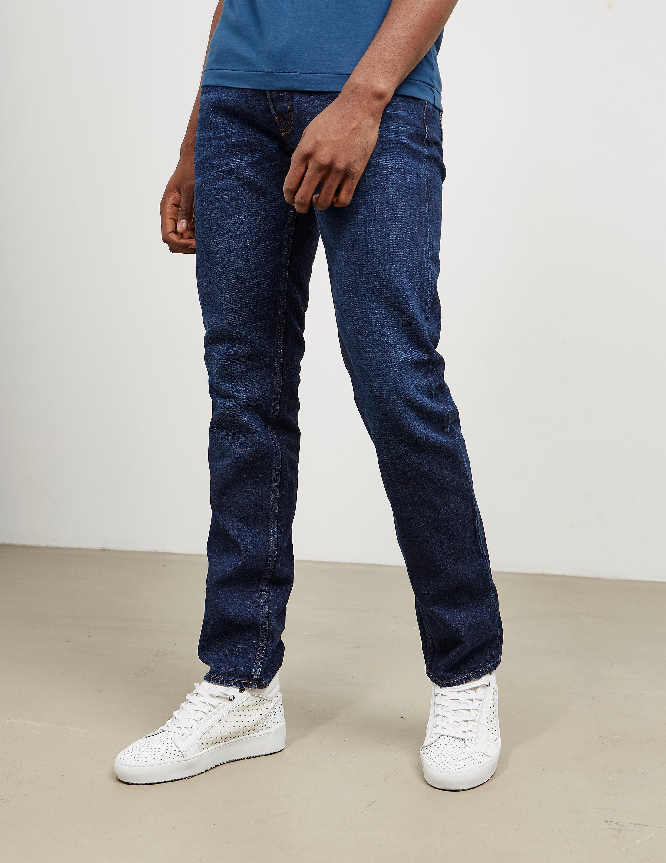 Stone Island Slim Rinse Jeans