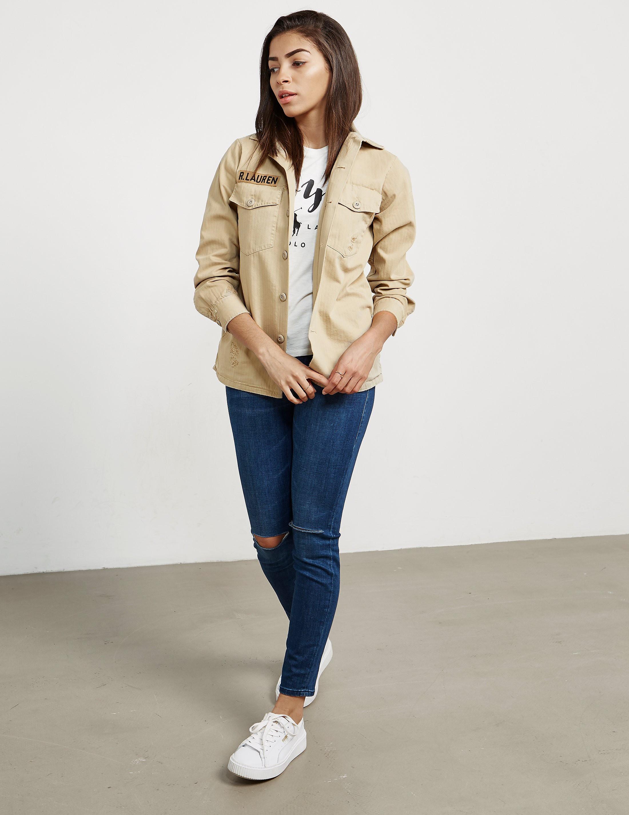 Polo Ralph Lauren Military Overshirt Jacket
