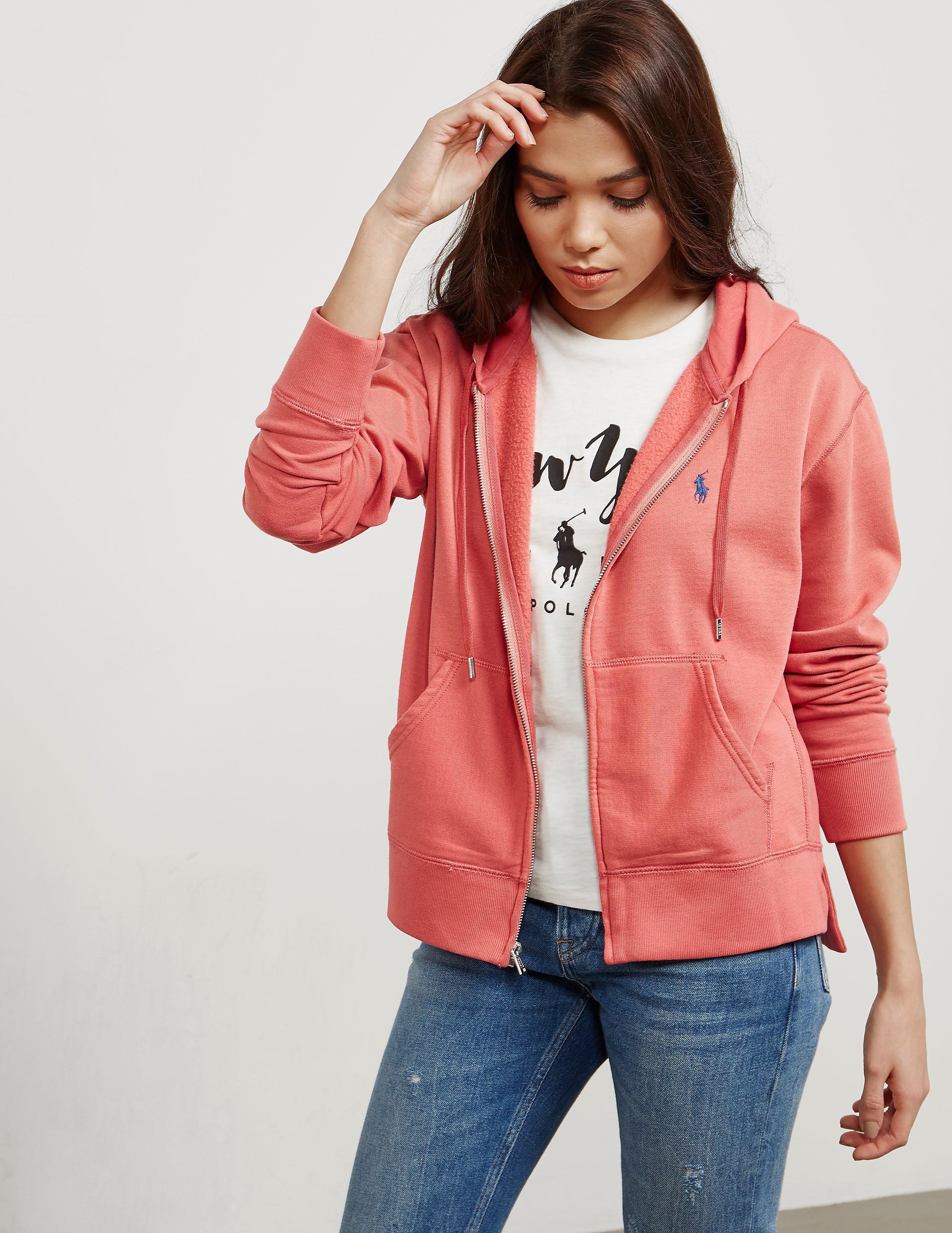 Polo Ralph Lauren Full Zip Hoodie - Online Exclusive