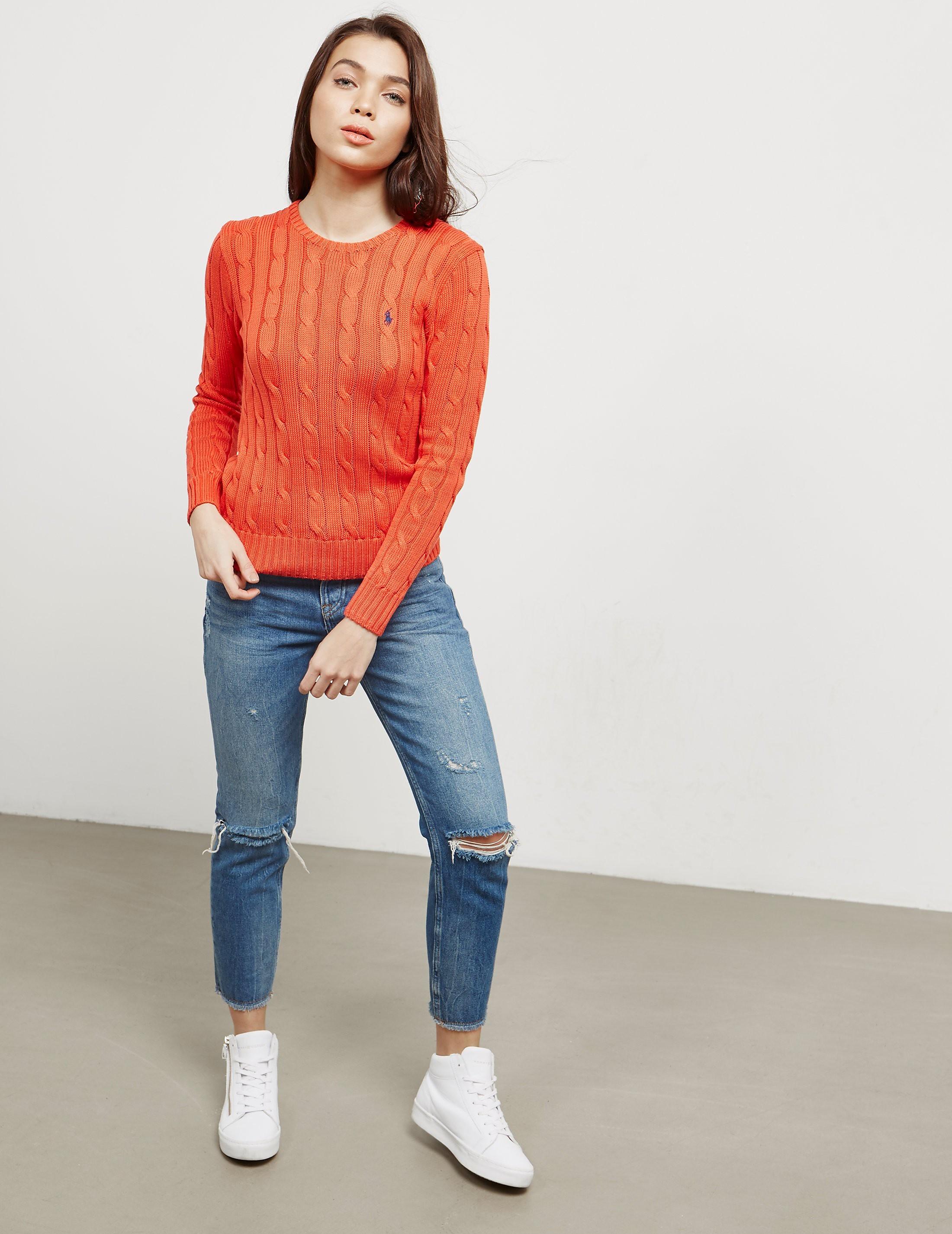 Polo Ralph Lauren Juliana Crew Knit Jumper