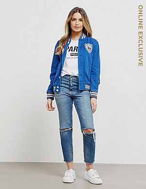 a48f55920a31 Polo Ralph Lauren Varsirty Jacket - Online Exclusive ...