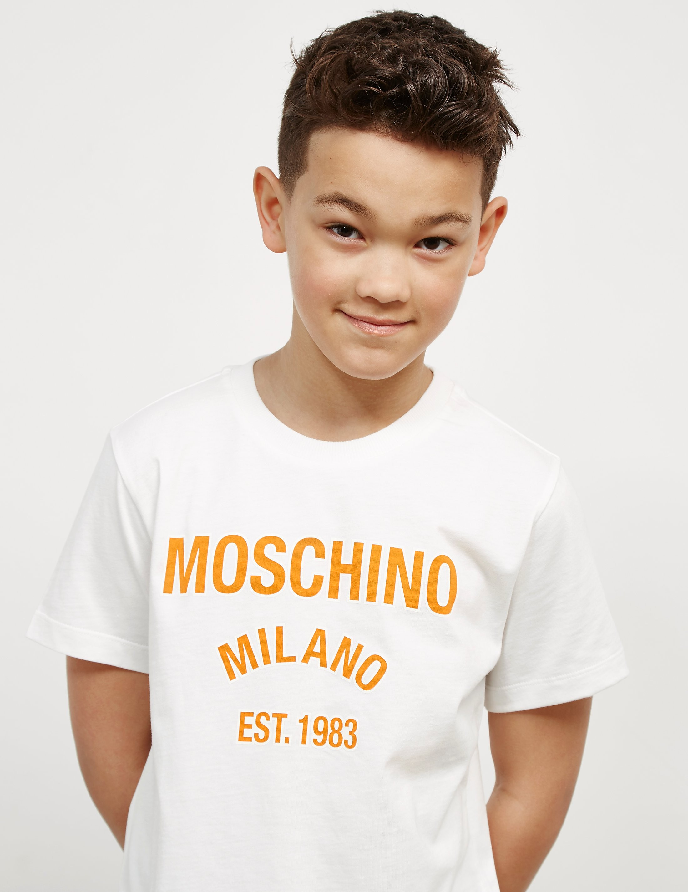 Moschino T-Shirt and Shorts Set