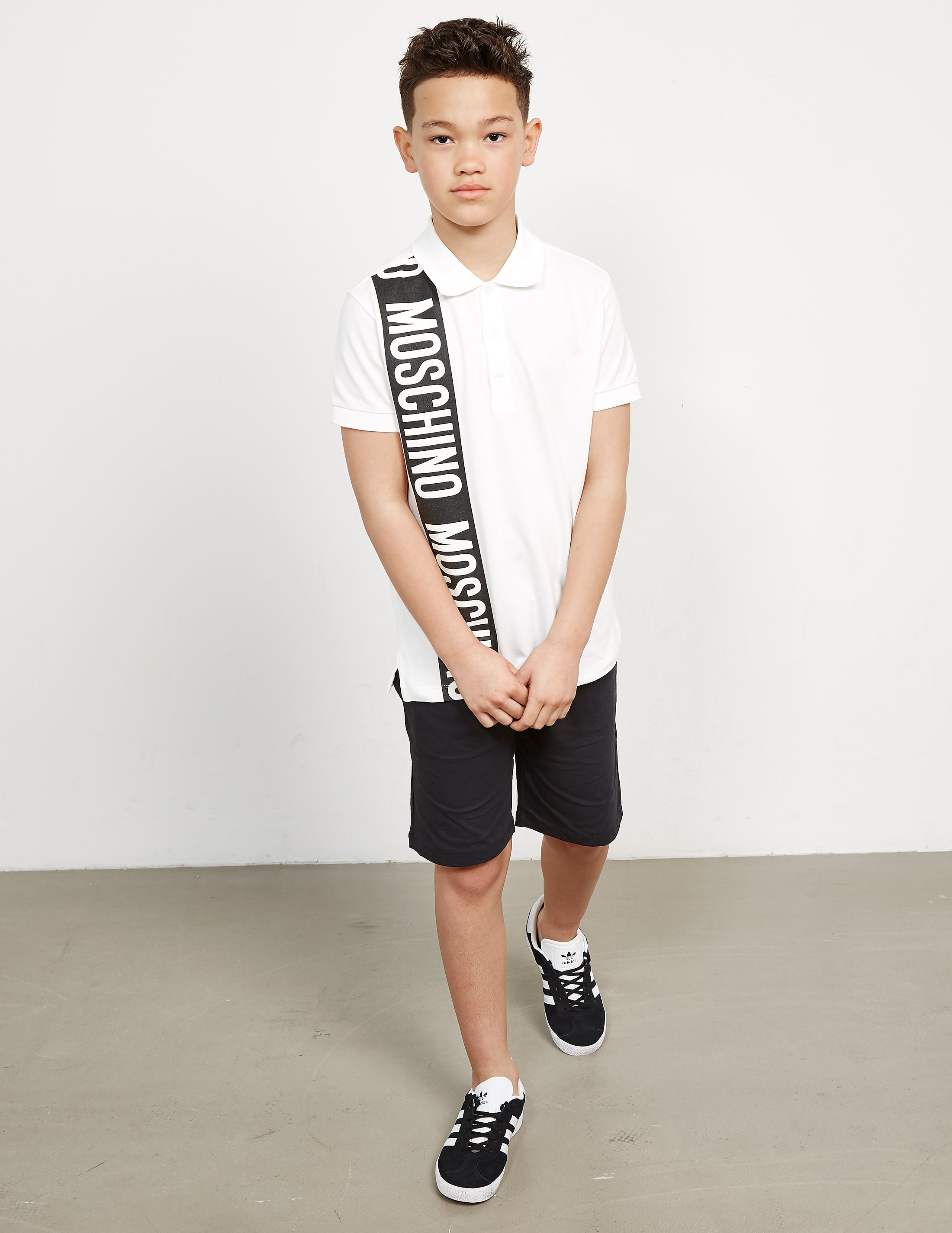 Moschino Short Sleeve Polo Shirt Set