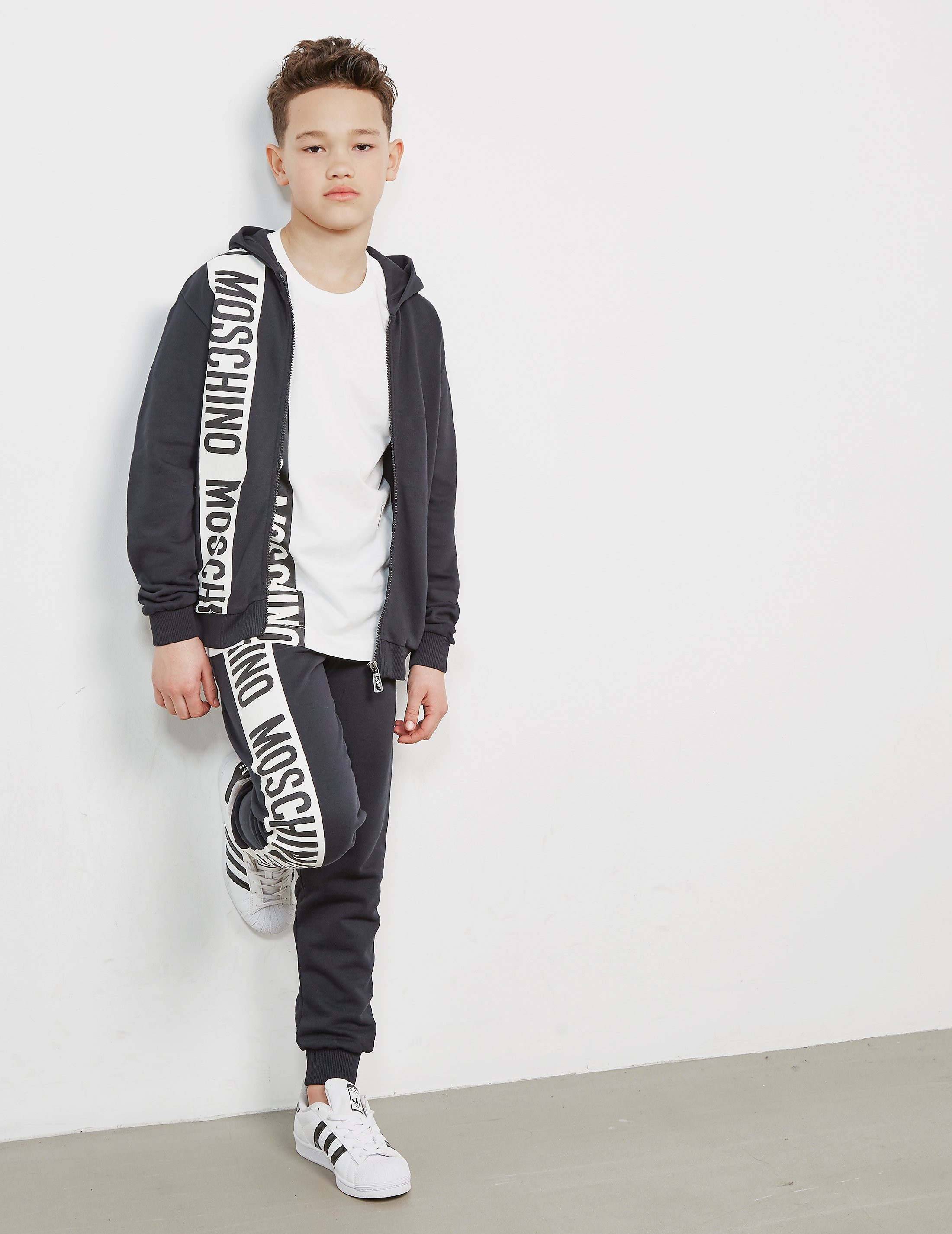 Moschino Branded Tracksuit