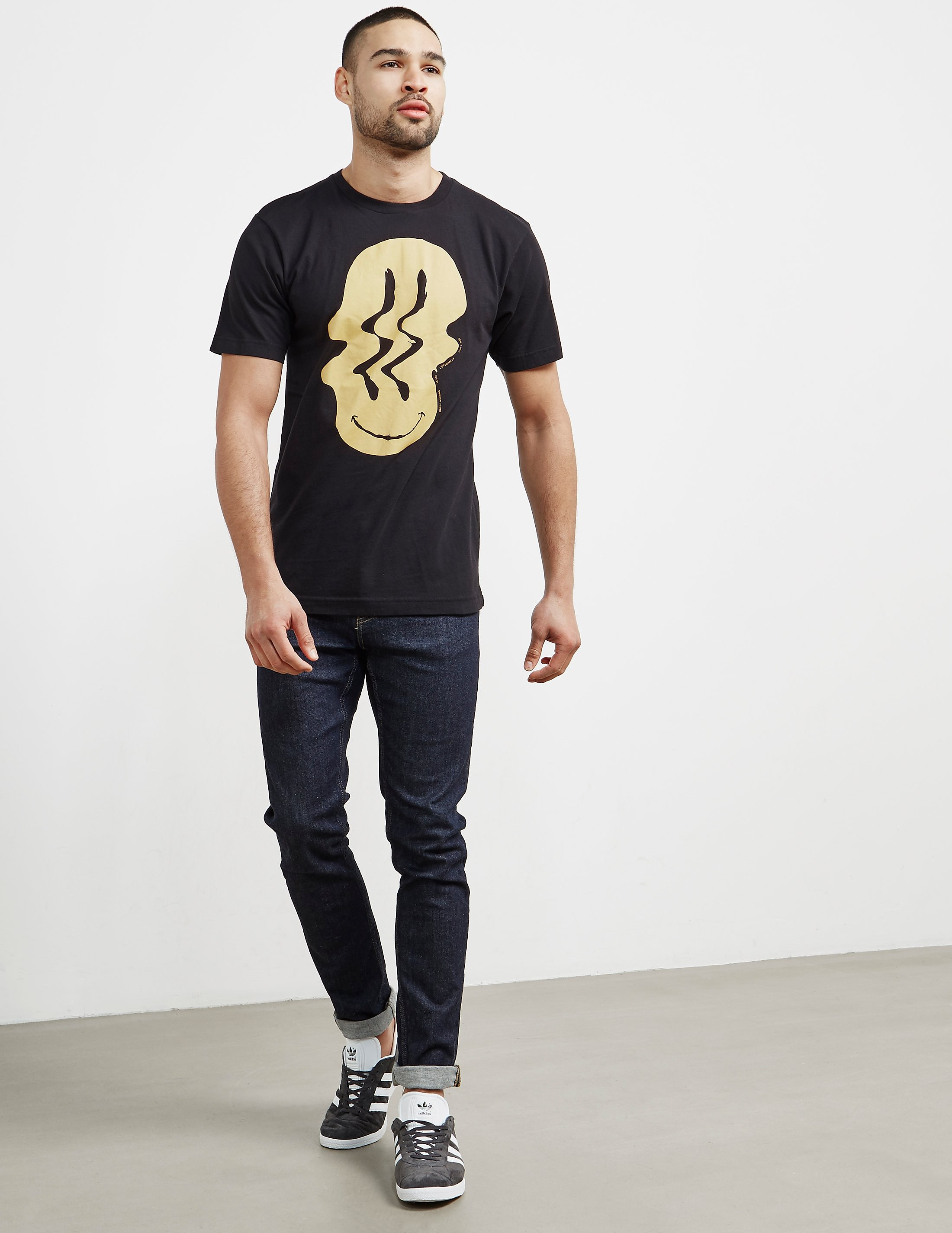 Le Fix Smiley Short Sleeve T-Shirt