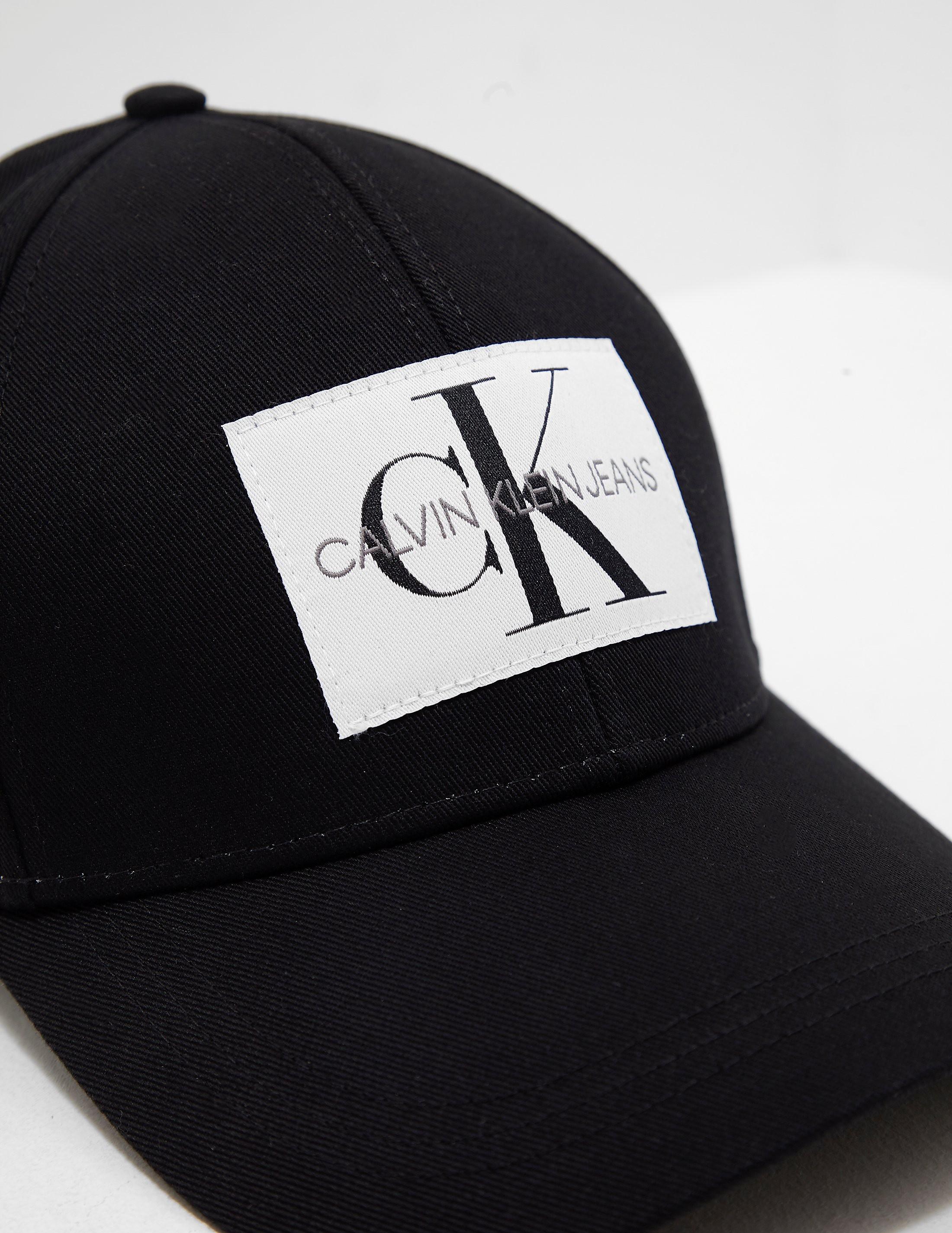 Calvin Klein Monogram Base Cap