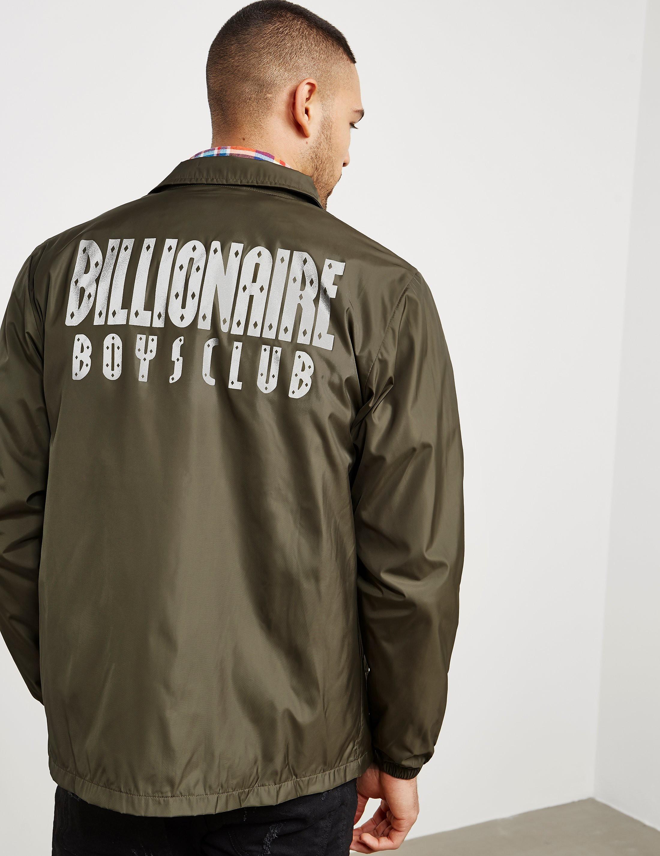 Billionaire Boys Club Coach Lightweight Jacket