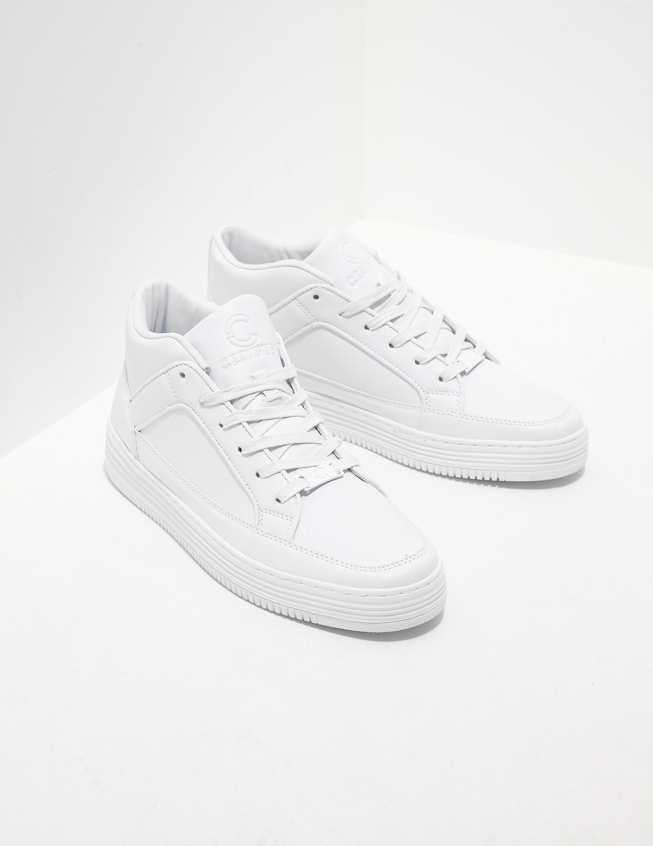 Certified London Blanco Trainers