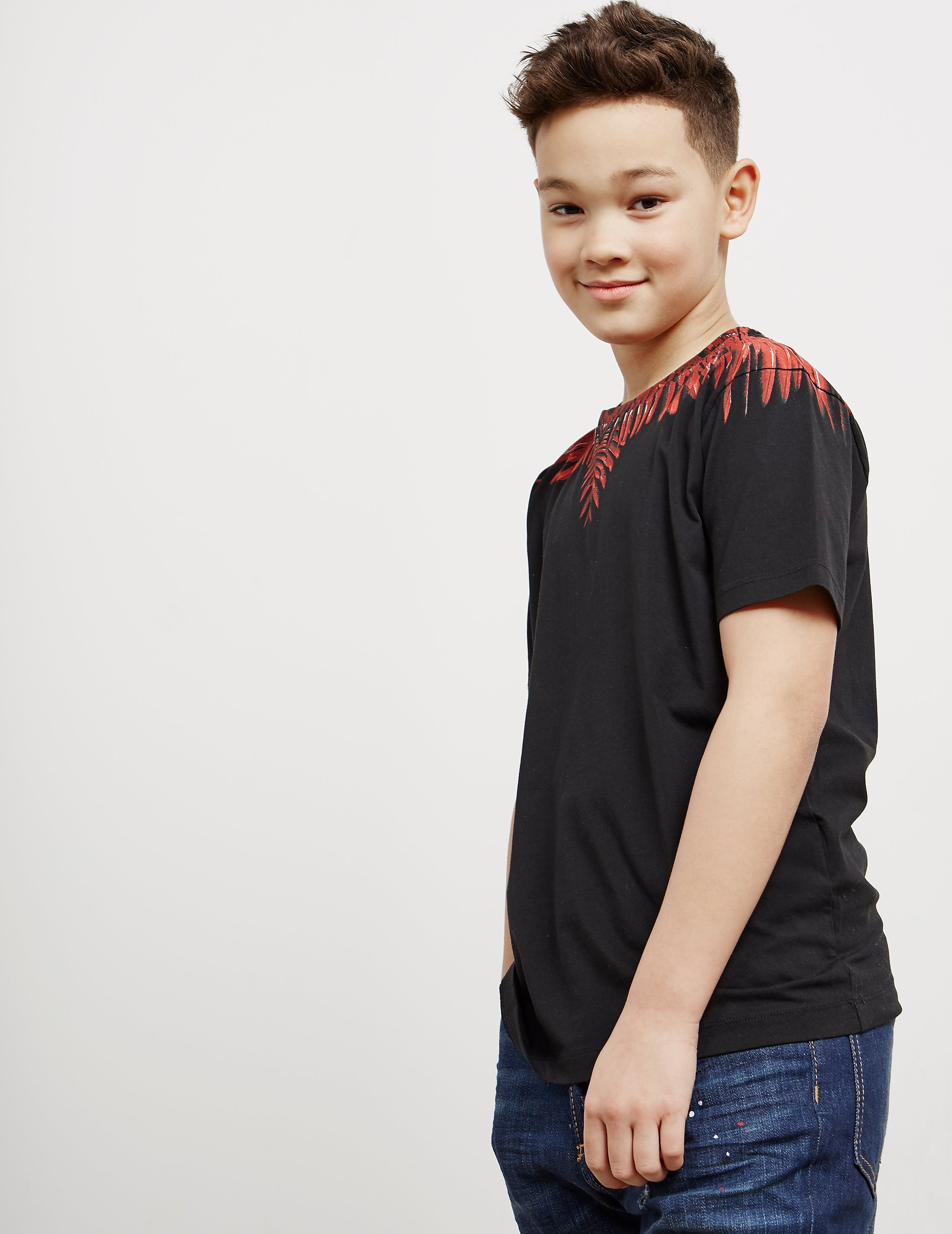 Marcelo Burlon Wing Short Sleeve T-Shirt
