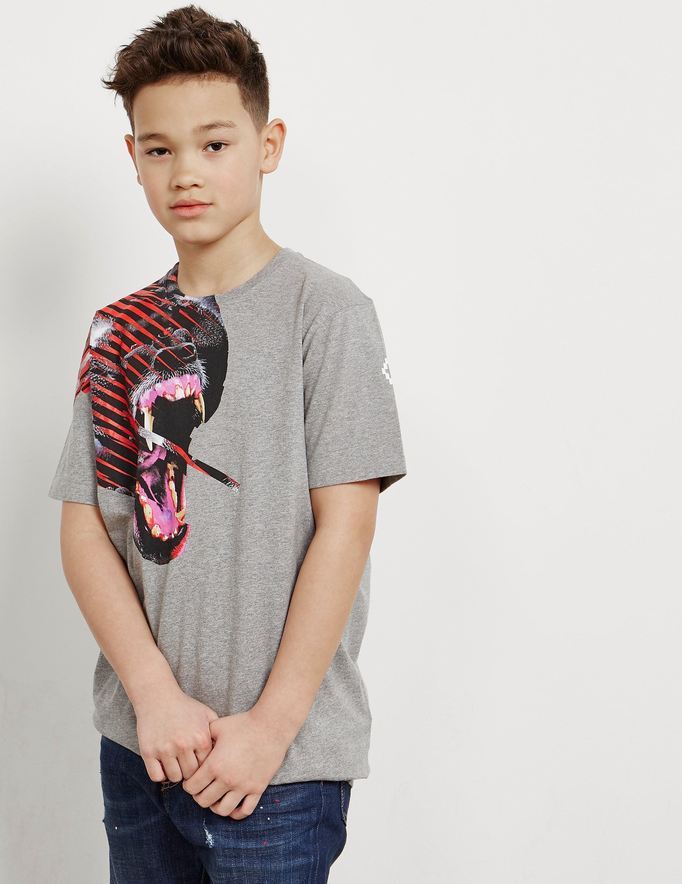 Marcelo Burlon Gorilla Short Sleeve T-Shirt