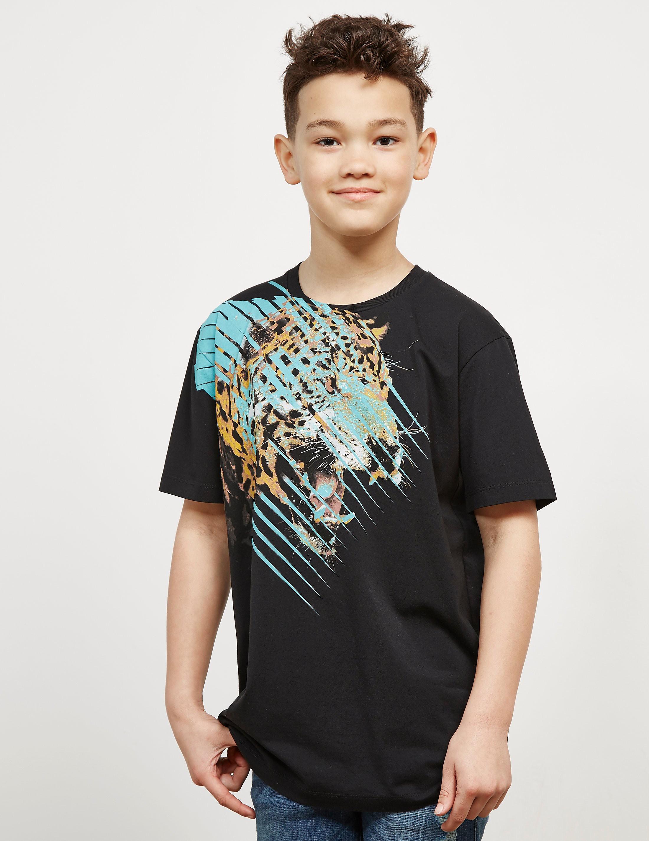 Marcelo Burlon Tiger Short Sleeve T-Shirt