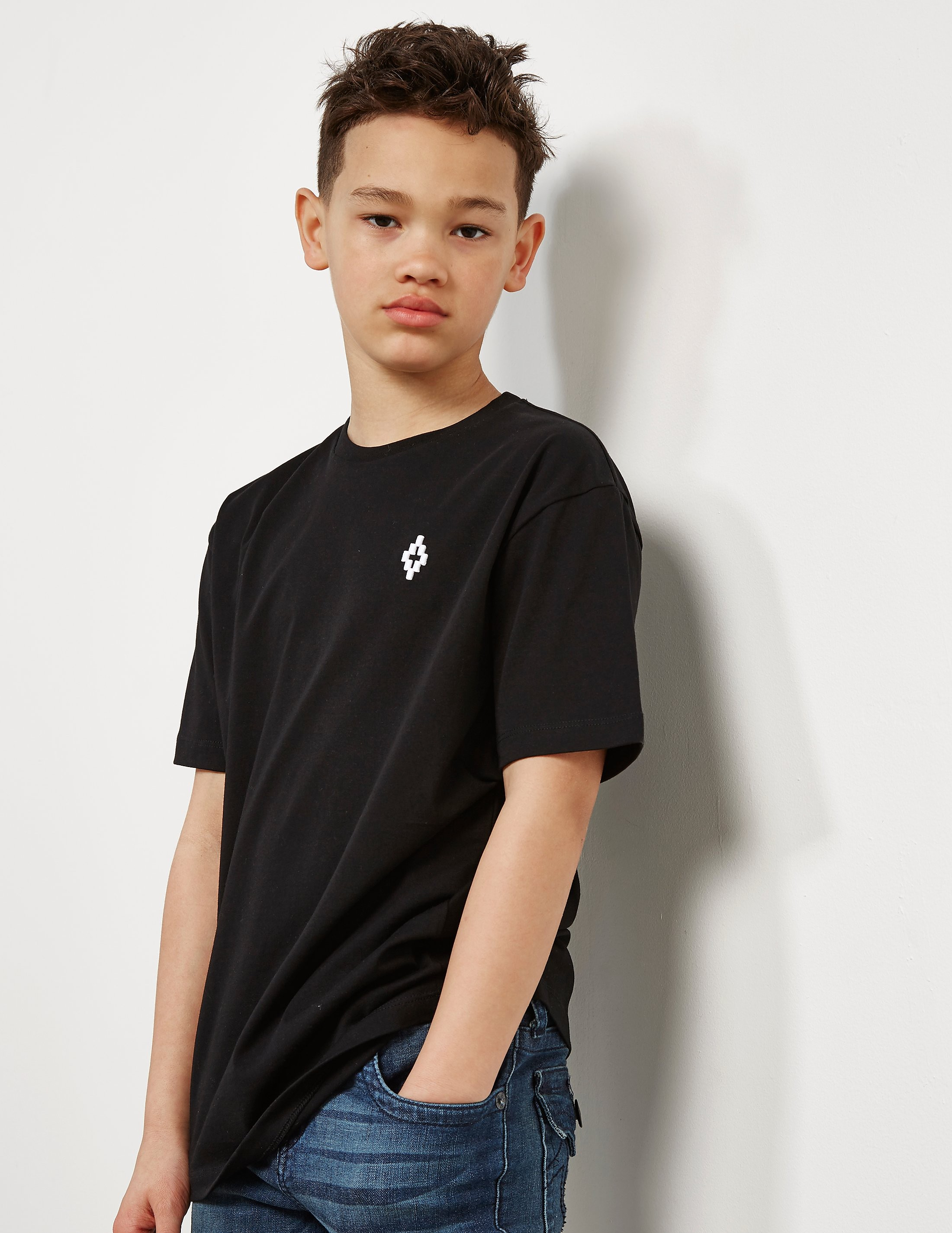 Marcelo Burlon Basic Short Sleeve T-Shirt