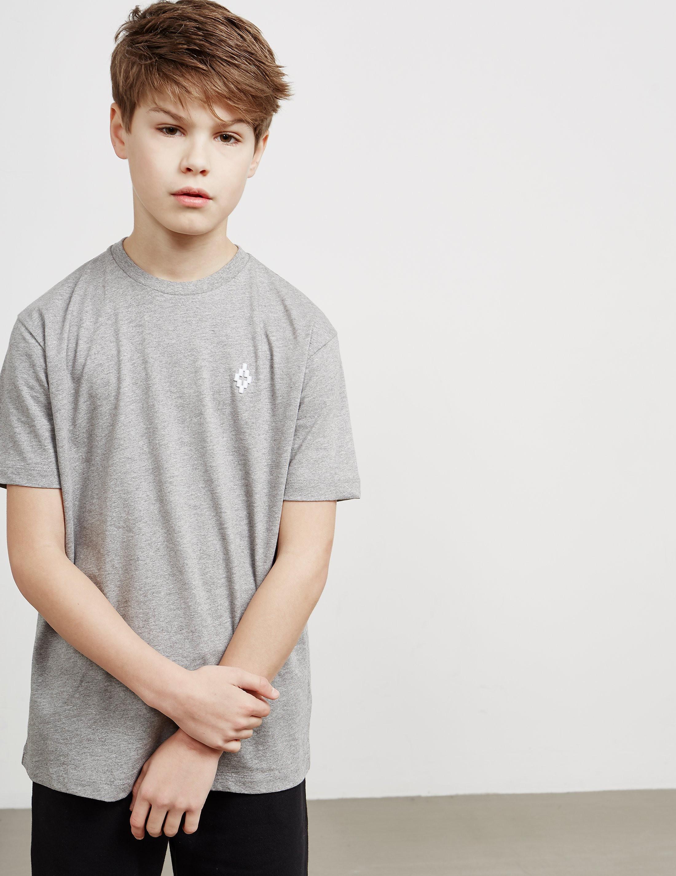Marcelo Burlon Basic Short Sleeve T-Shirt