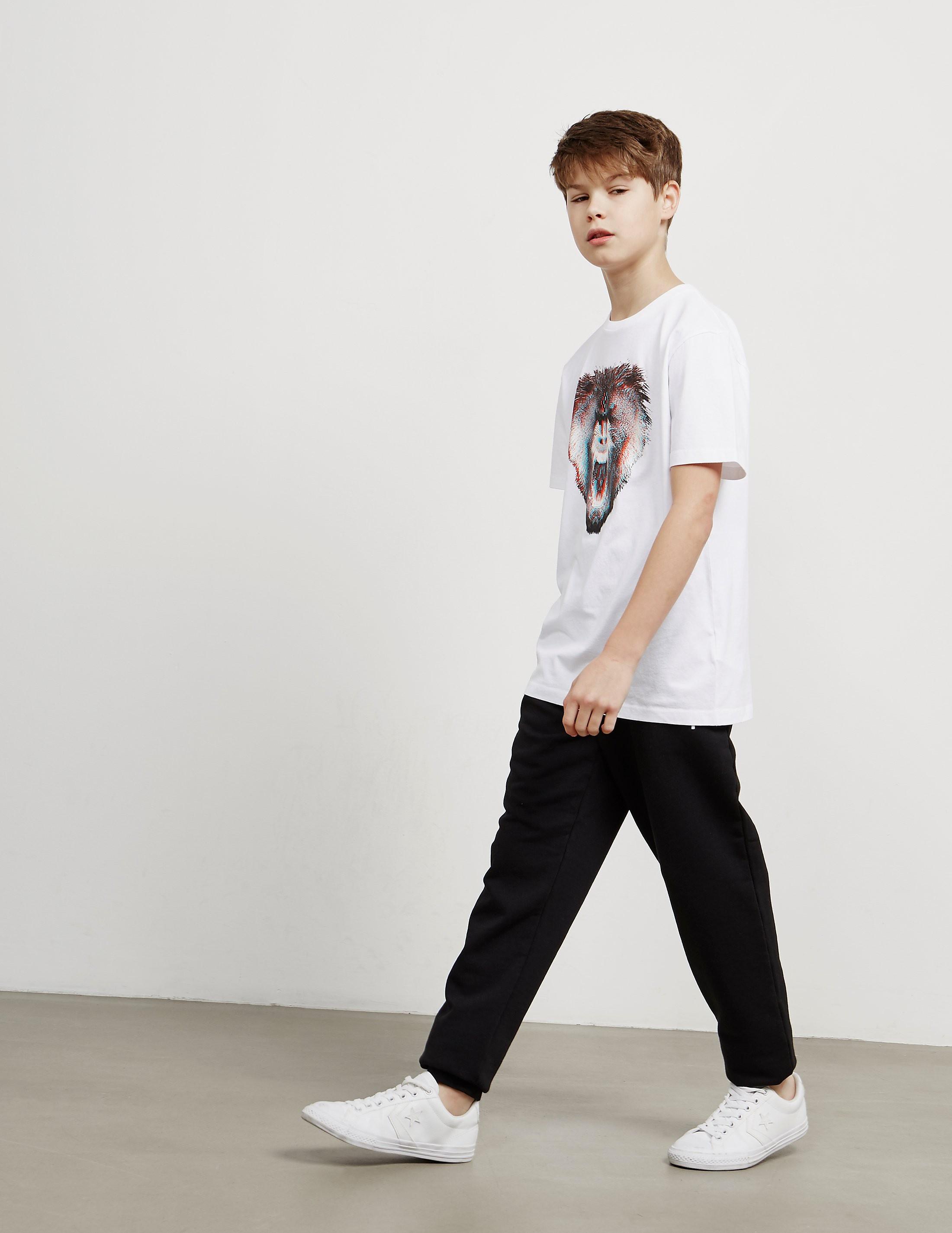 Marcelo Burlon 3D Gorilla Short Sleeve T-Shirt