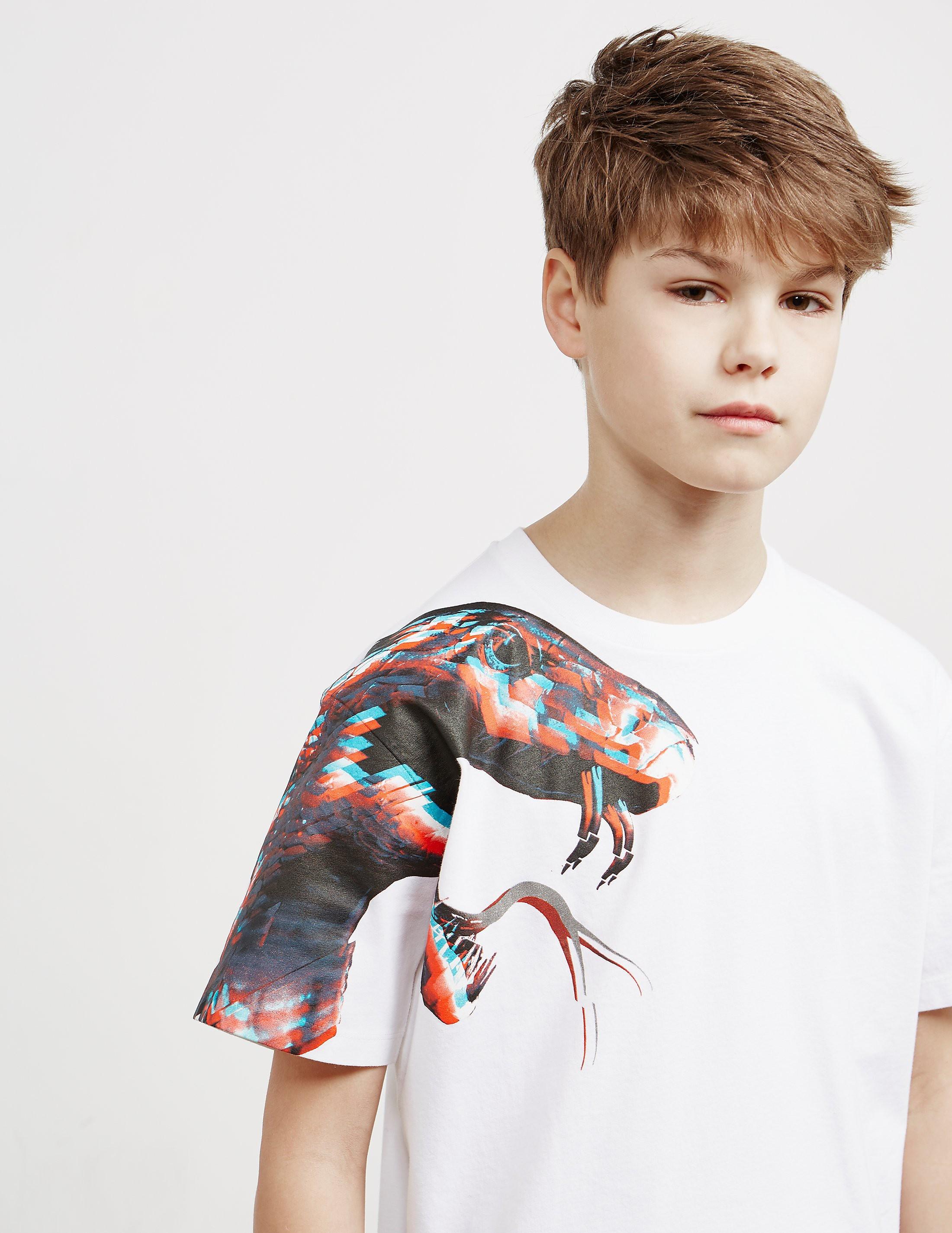 Marcelo Burlon 3D Snake Short Sleeve T-Shirt