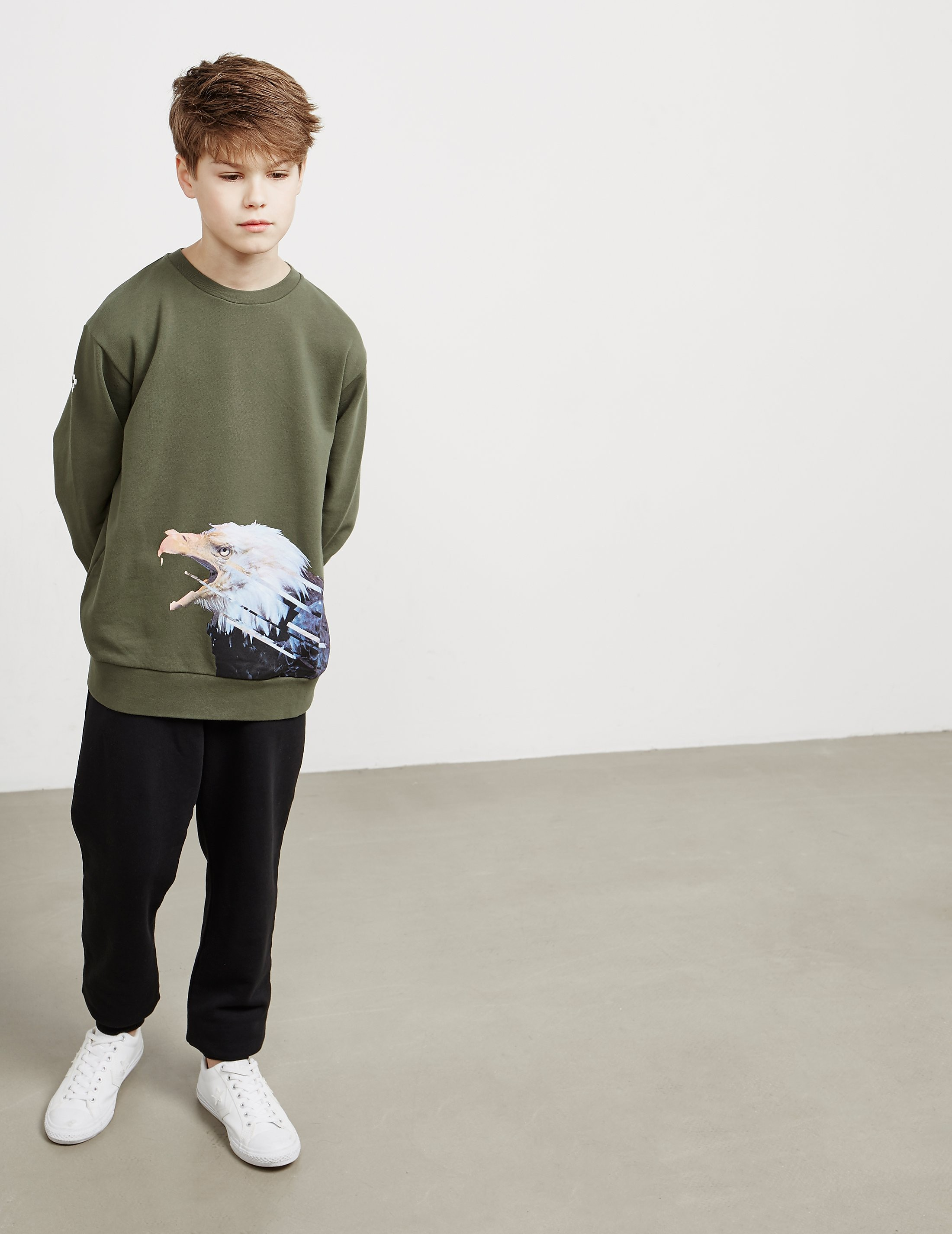 Marcelo Burlon Eagle Sweatshirt