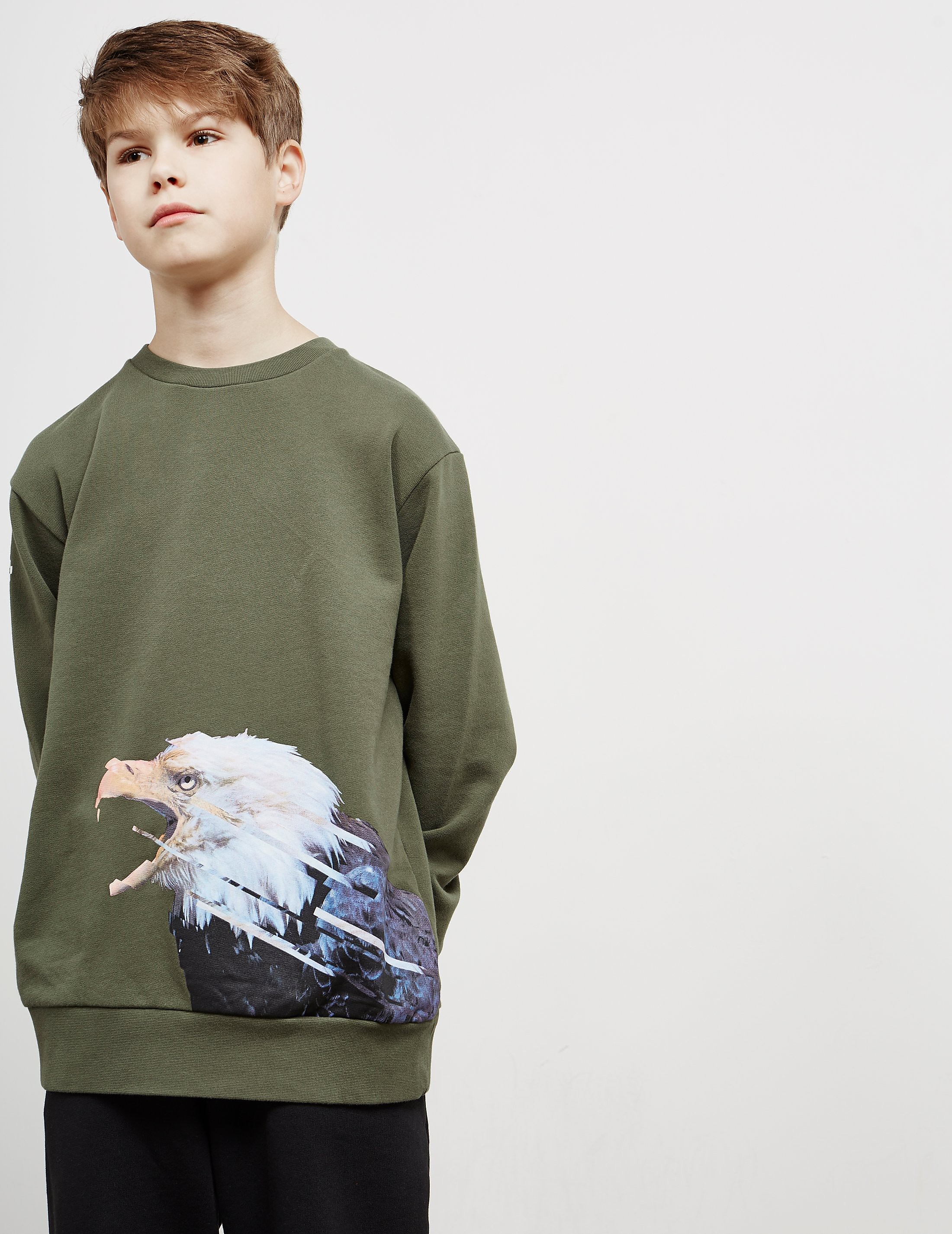 Marcelo Burlon Eagle Sweatshirt