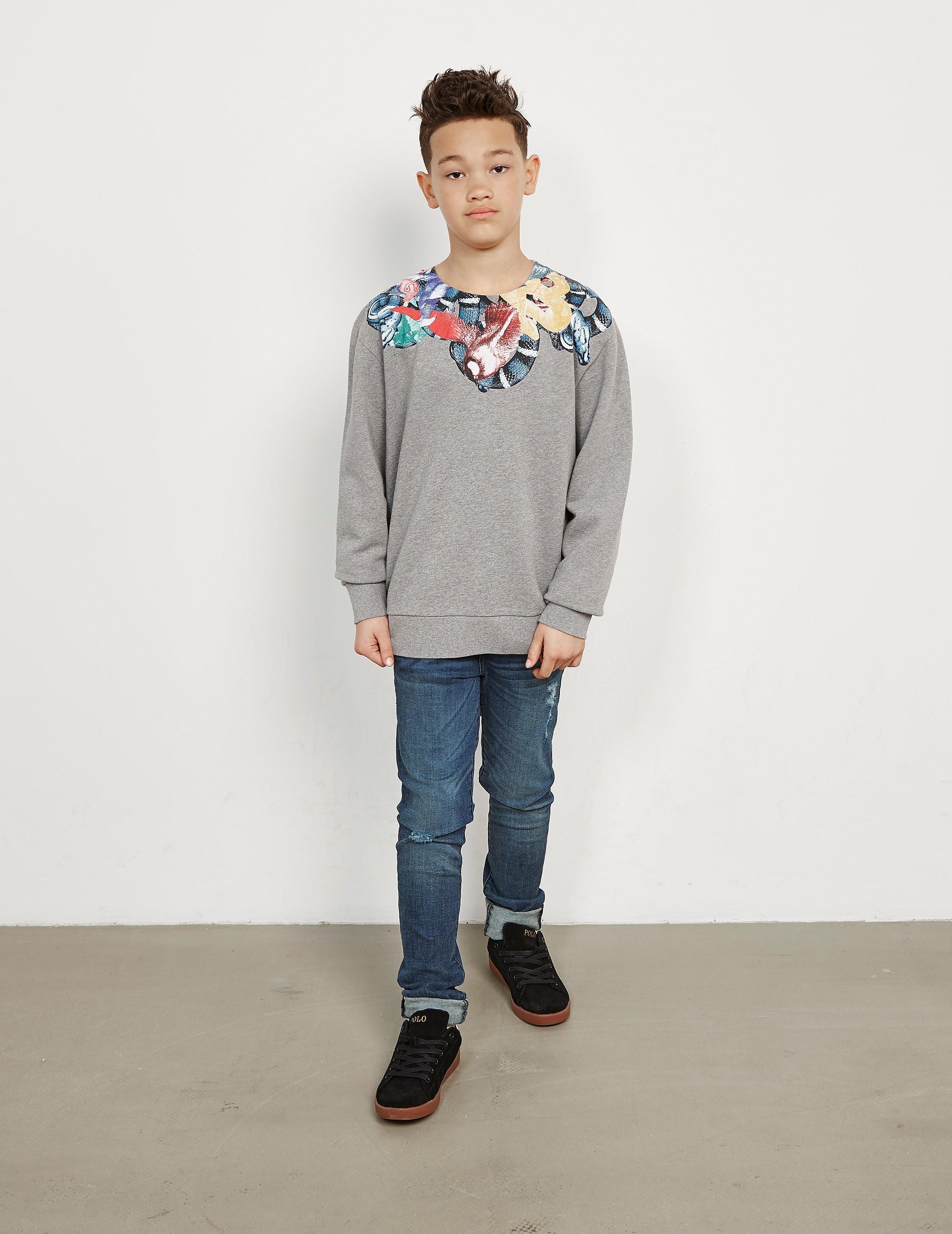 Marcelo Burlon Snake Sweatshirt