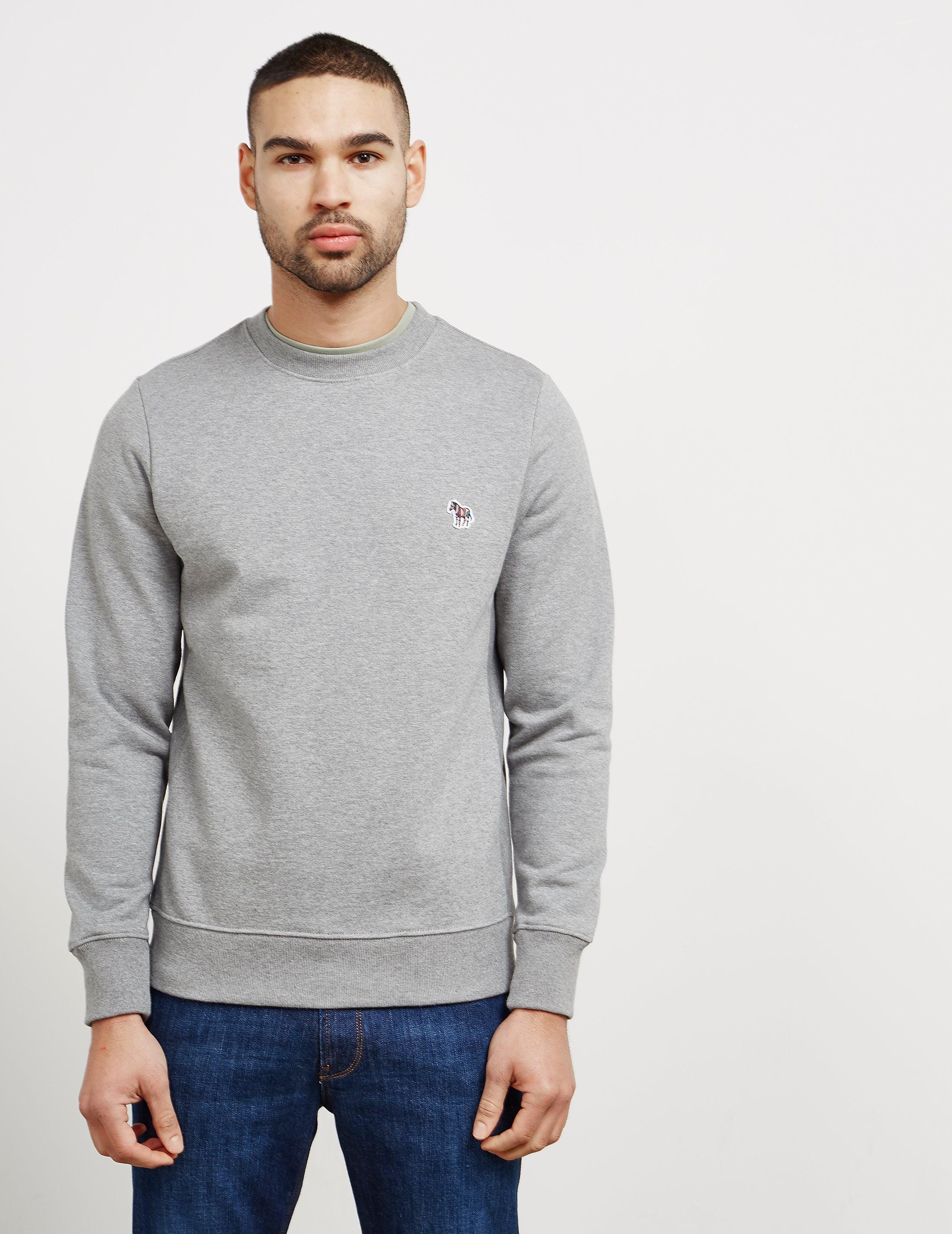 PS Paul Smith Zebra Crew Sweatshirt