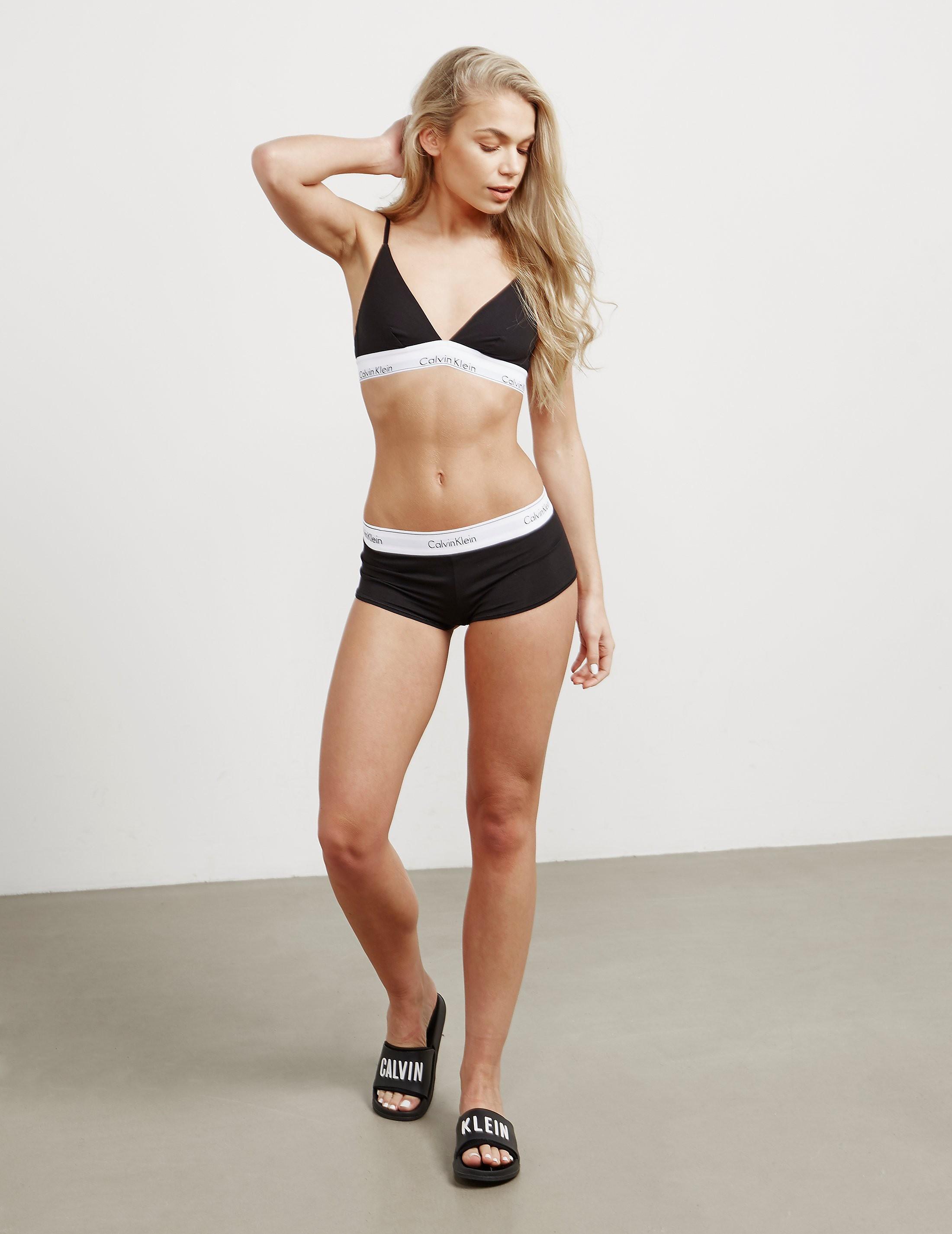 Calvin Klein Modern Cotton Tri Bra - Online Exclusive