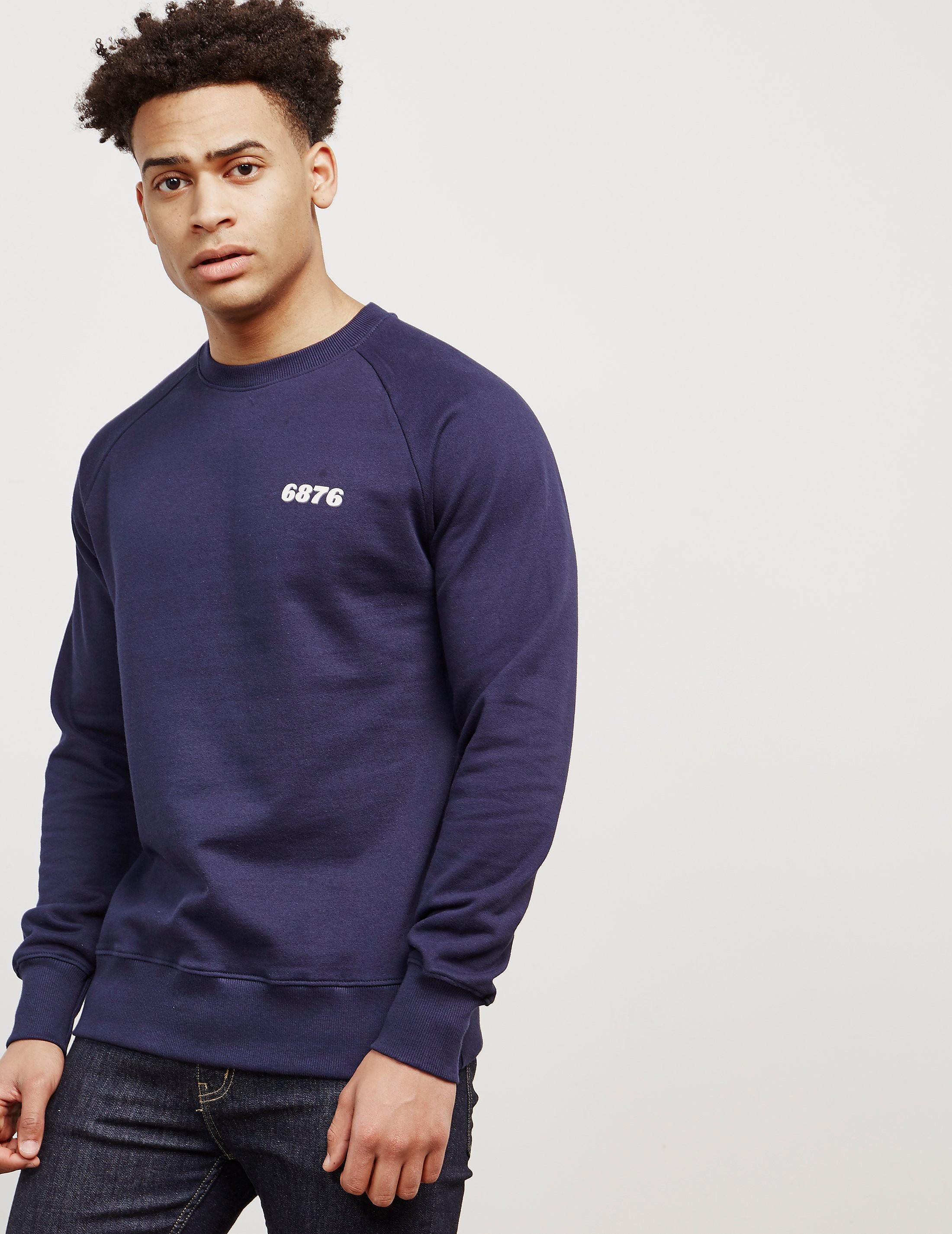 6876 Logo Sweatshirt - Online Exclusive