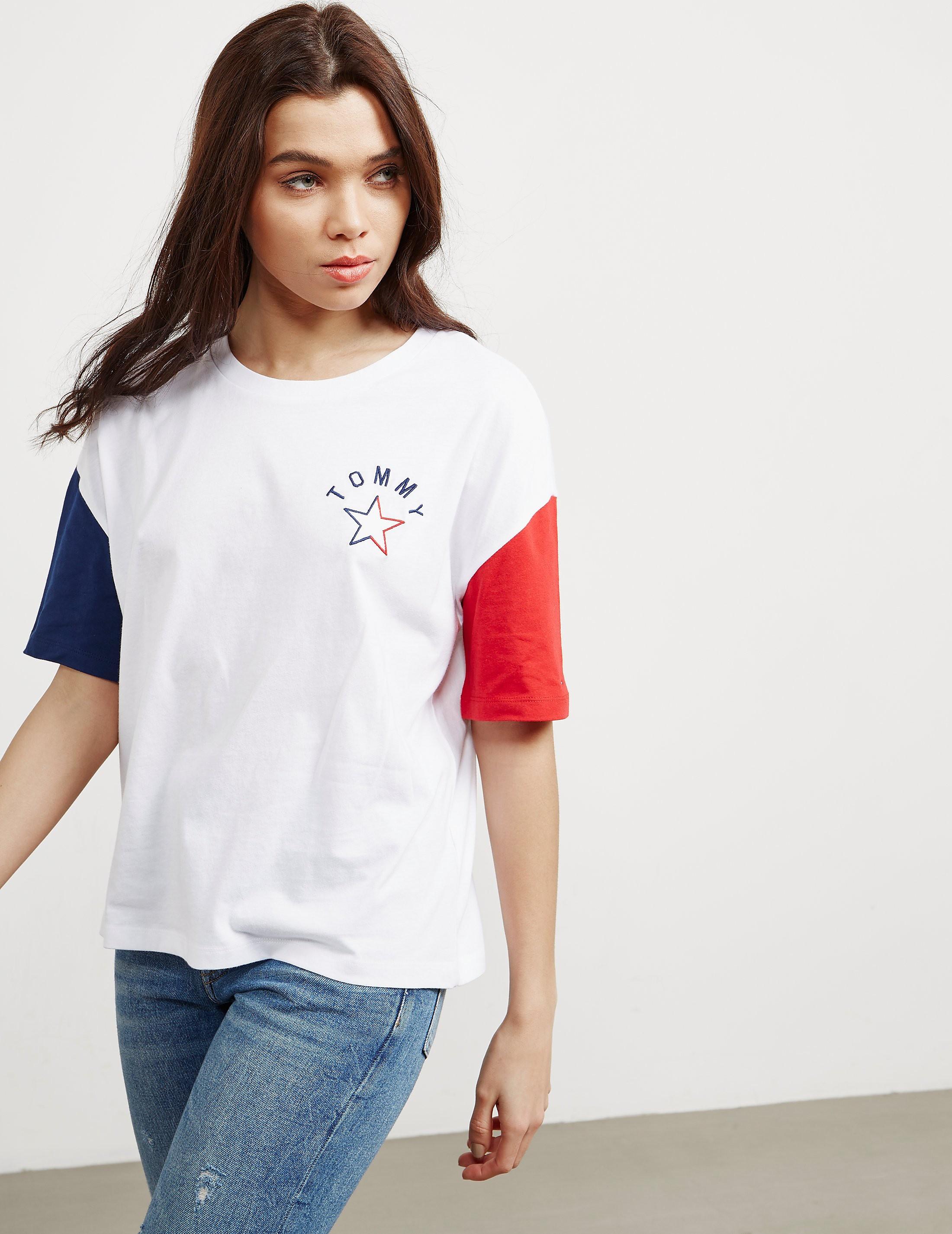Tommy Hilfiger Coloured Short Sleeve T-Shirt