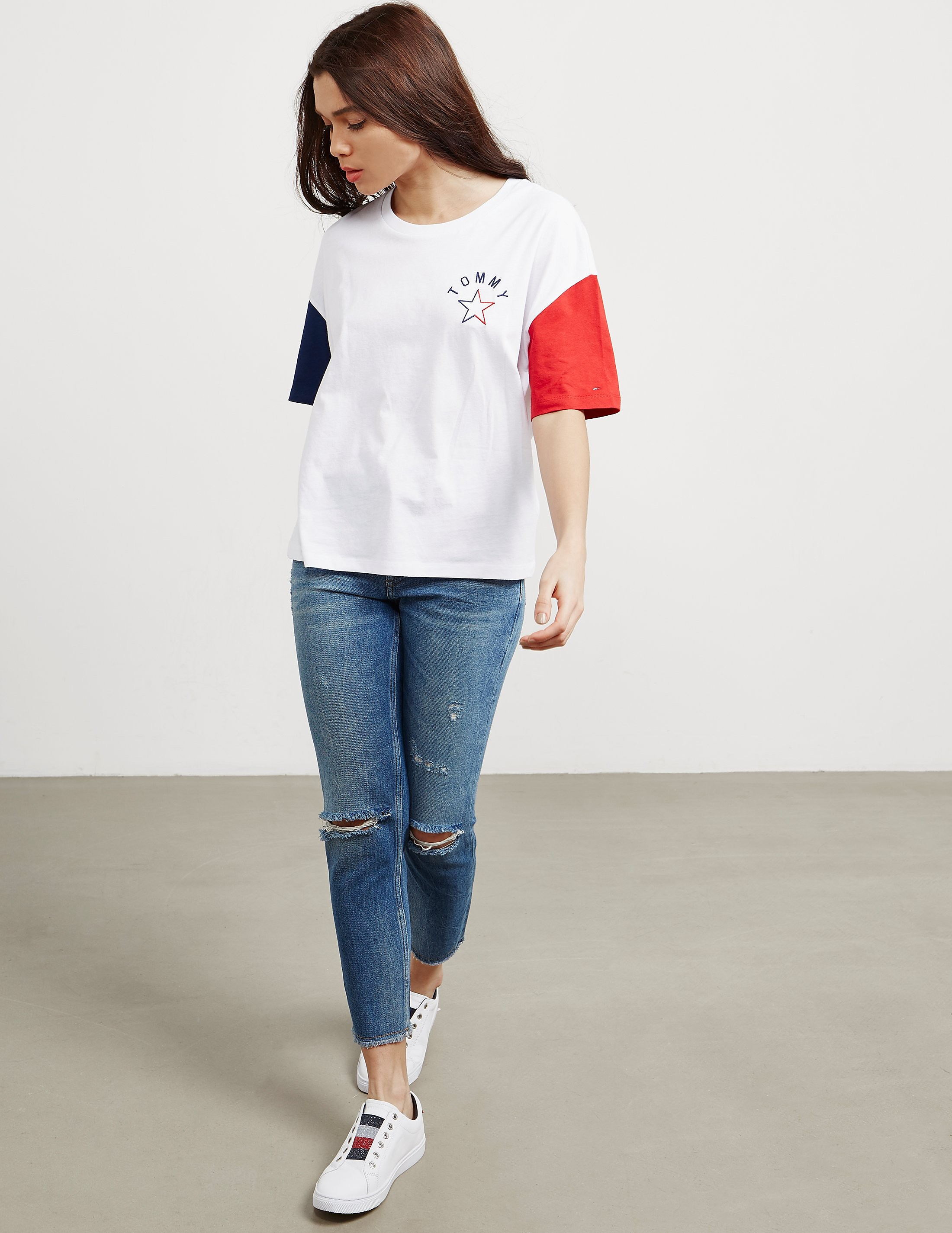 Tommy Hilfiger Coloured Short Sleeve T-Shirt - Online Exclusive