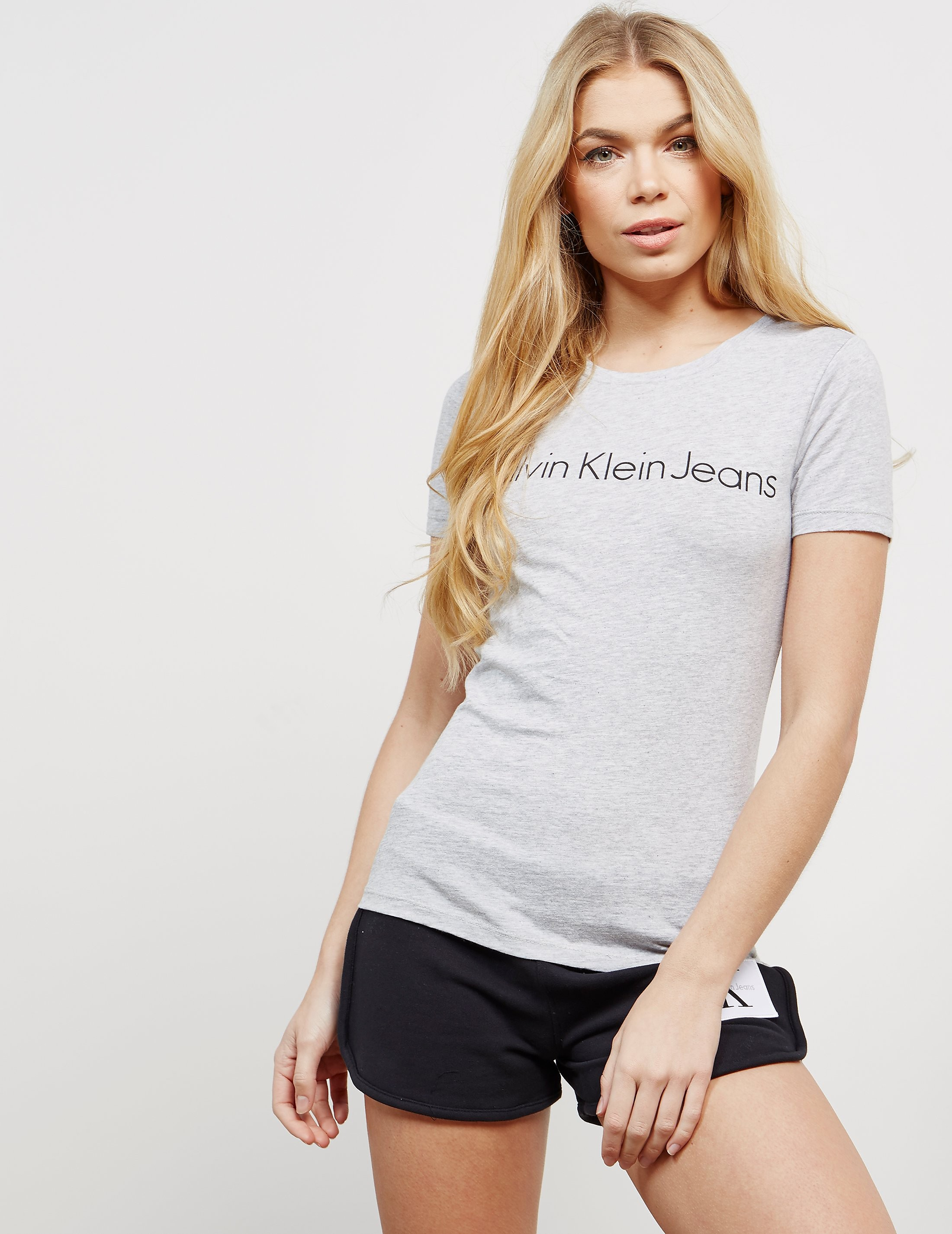 Calvin Klein Tamar Logo Short Sleeve T-Shirt