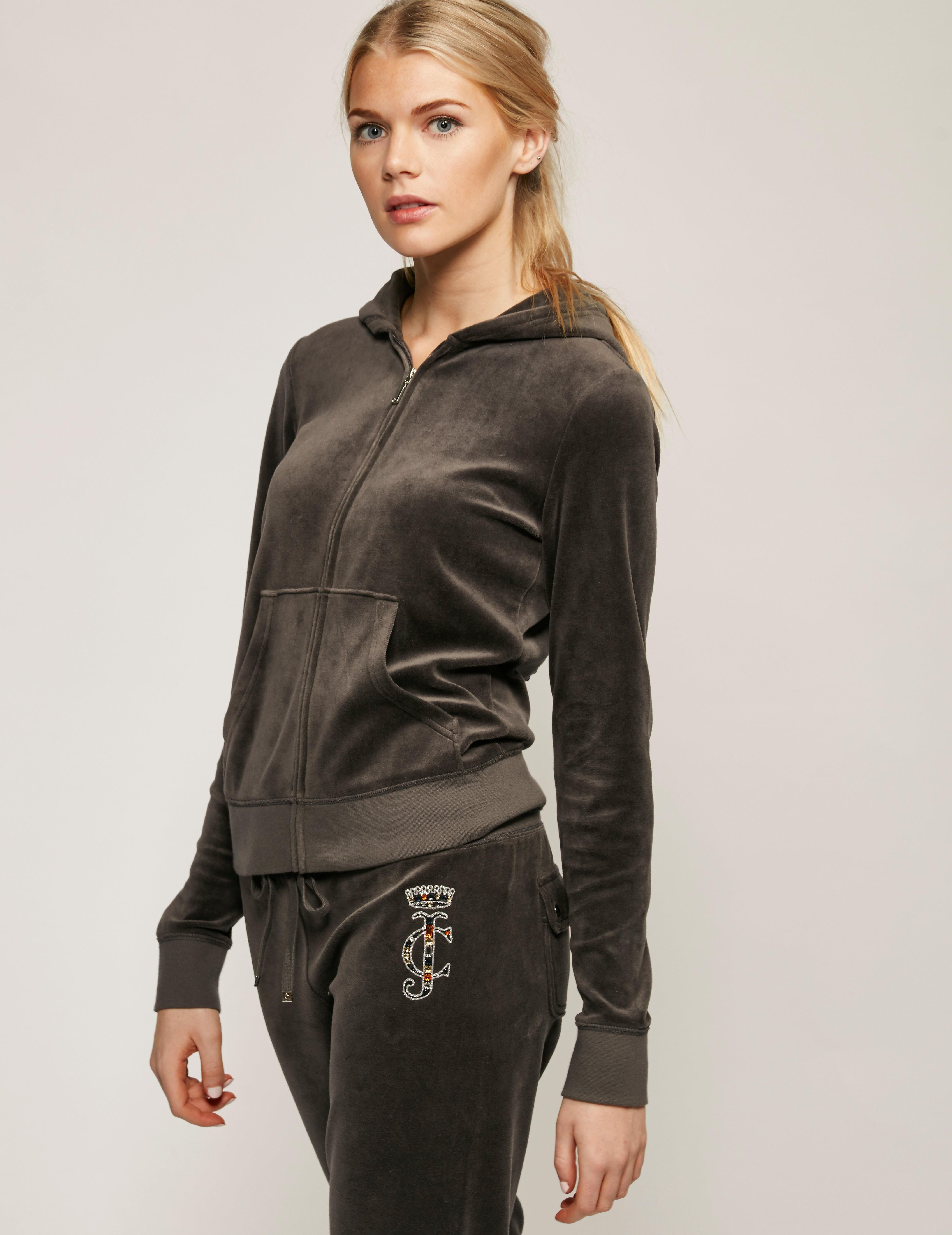 Juicy Couture Jewel Logo Jacket