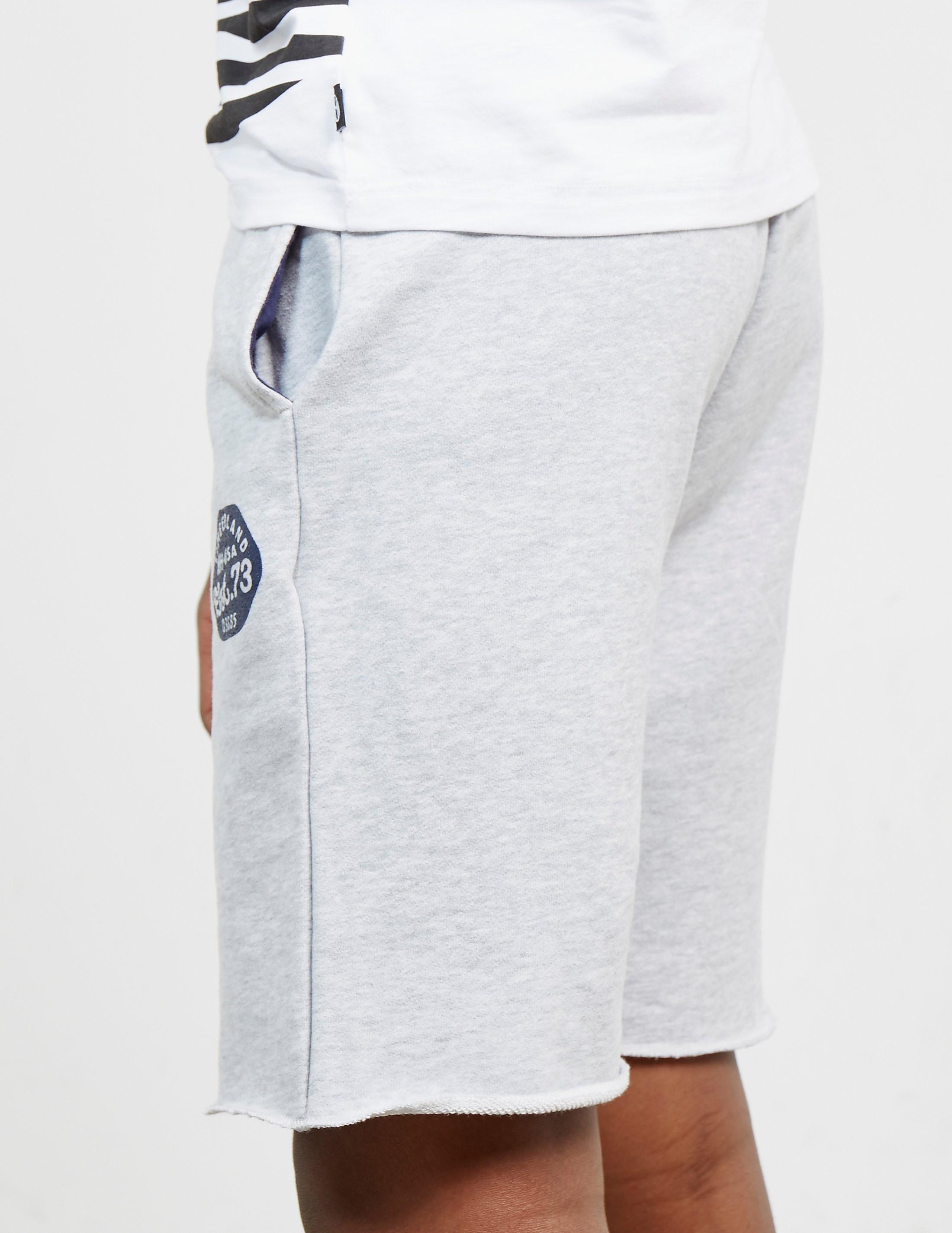 Timberland Printed Logo Shorts