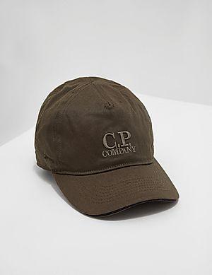 ebad777282a5f CP Company Logo Cap ...