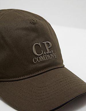 5ce45d9e4a1 CP Company Logo Cap CP Company Logo Cap