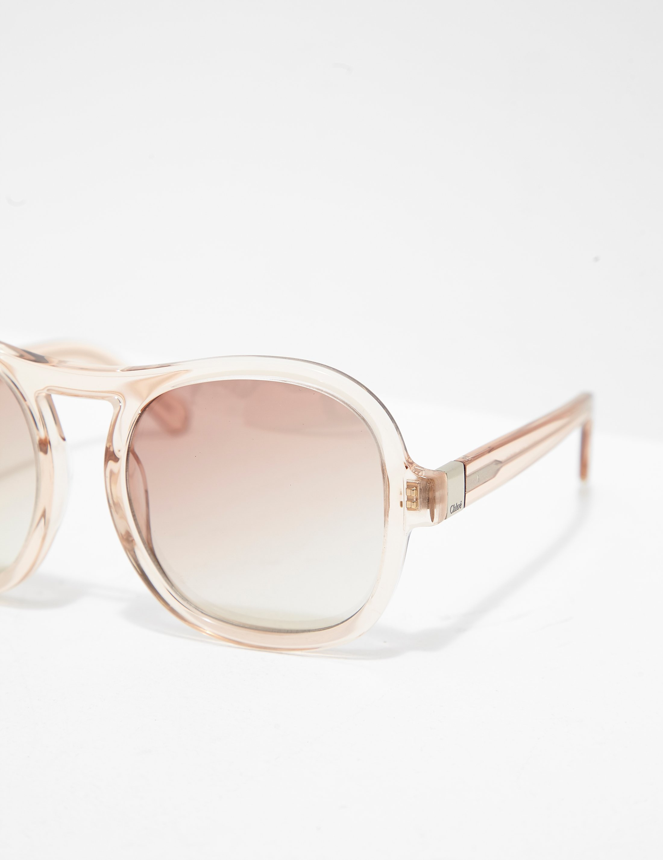 Chloe Plastic Sunglasses - Online Exclusive