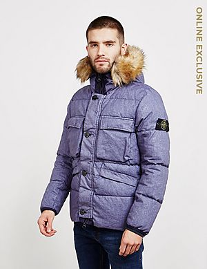 9f88c6127a19 Stone Island Resin Padded Jacket - Online Exclusive ...