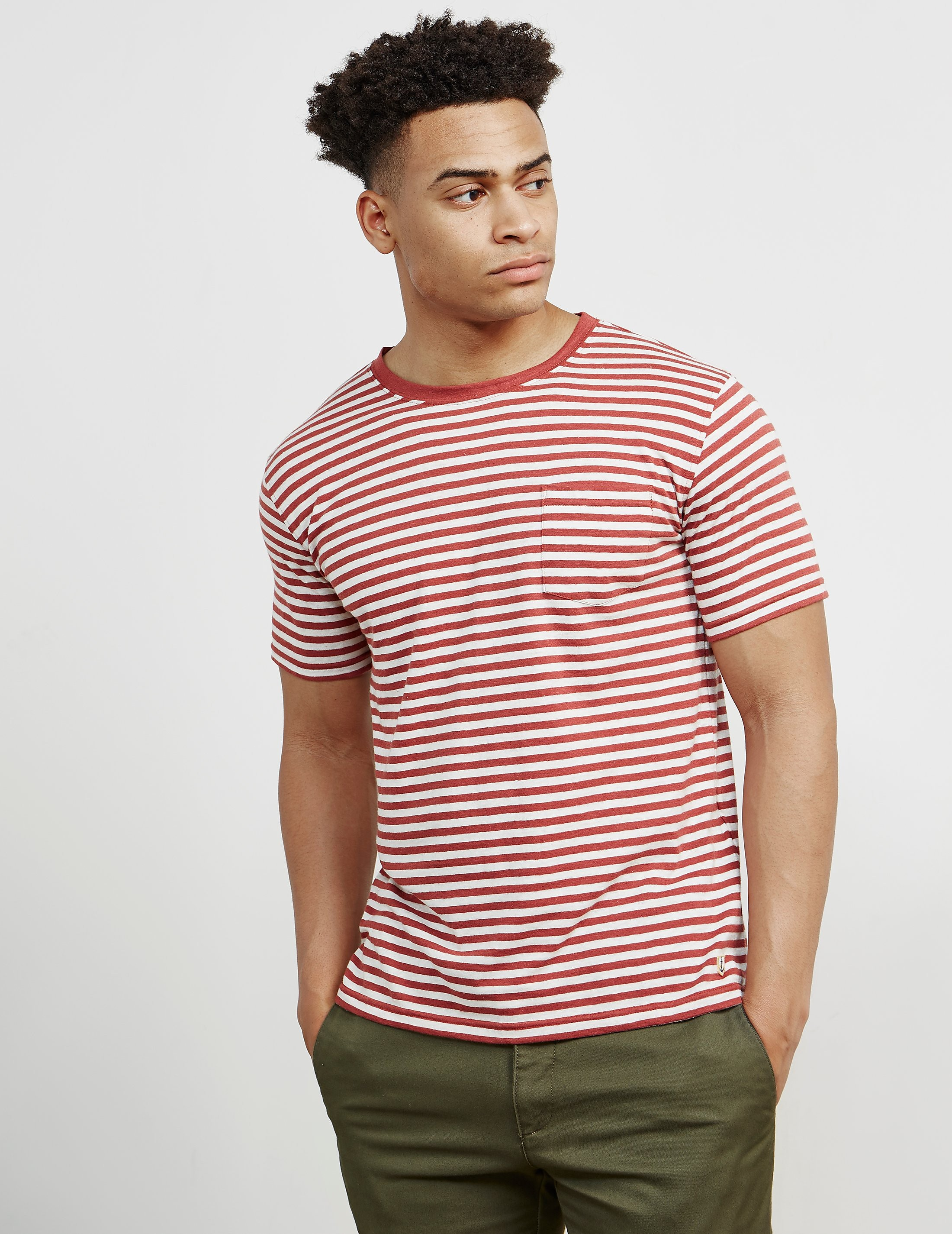 Armor Lux Heritage Short Sleeve T-Shirt