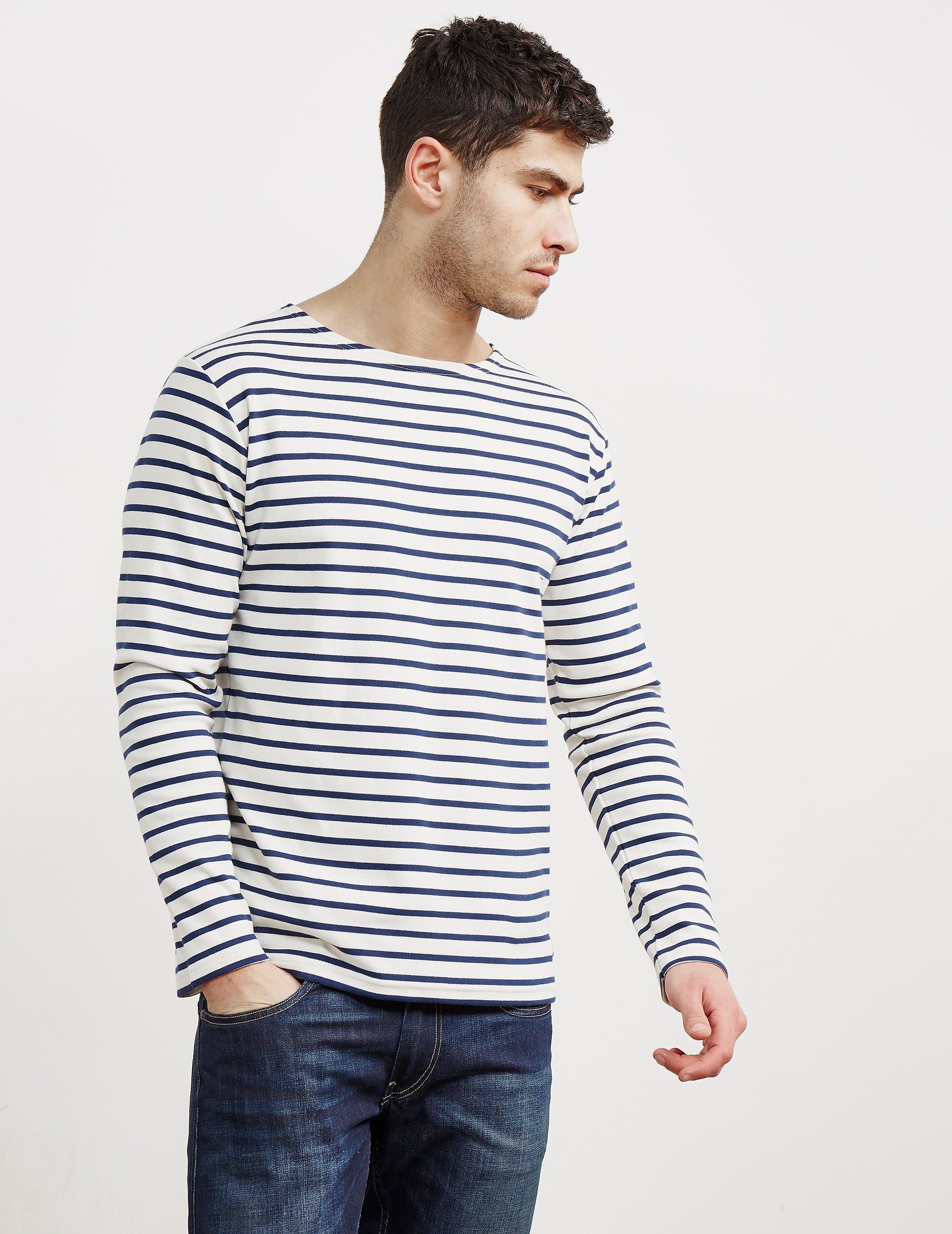 Armor Lux Breton Long Sleeve T-Shirt