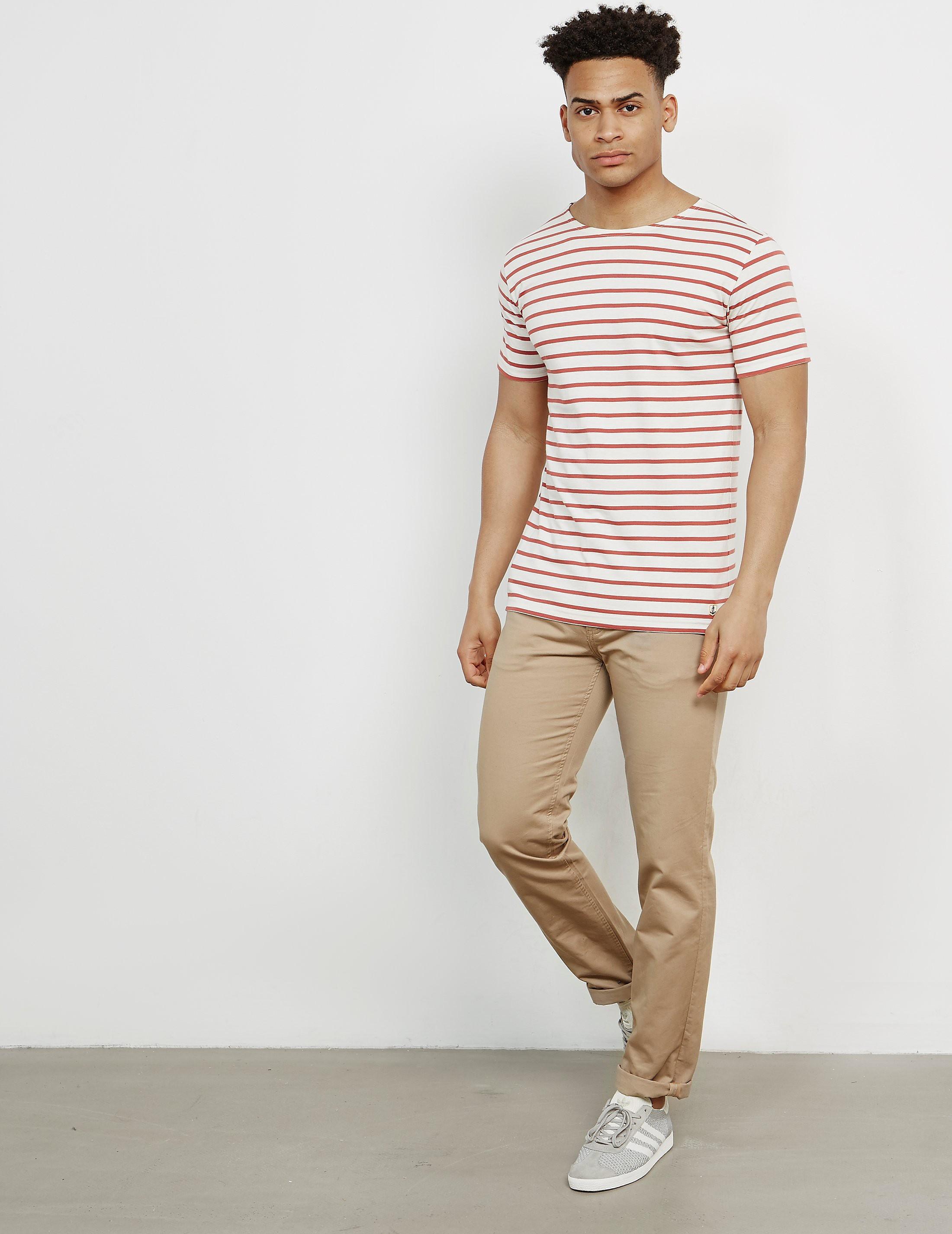 Armor Lux Sailor Short Sleeve T-Shirt