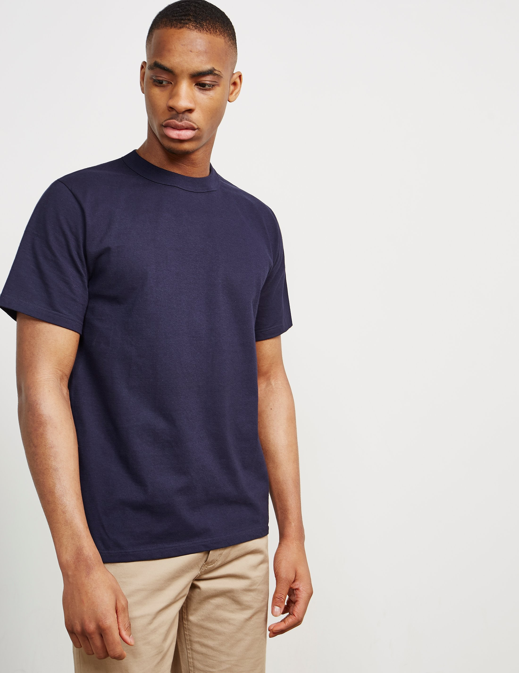 Armor Lux Callac Short Sleeve T-Shirt