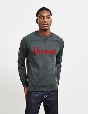 c69dd098d36e Maison Kitsune Parisien Sweatshirt ...