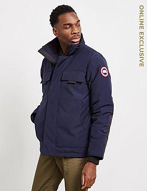 e775683c2abd Canada Goose Forester Jacket ...