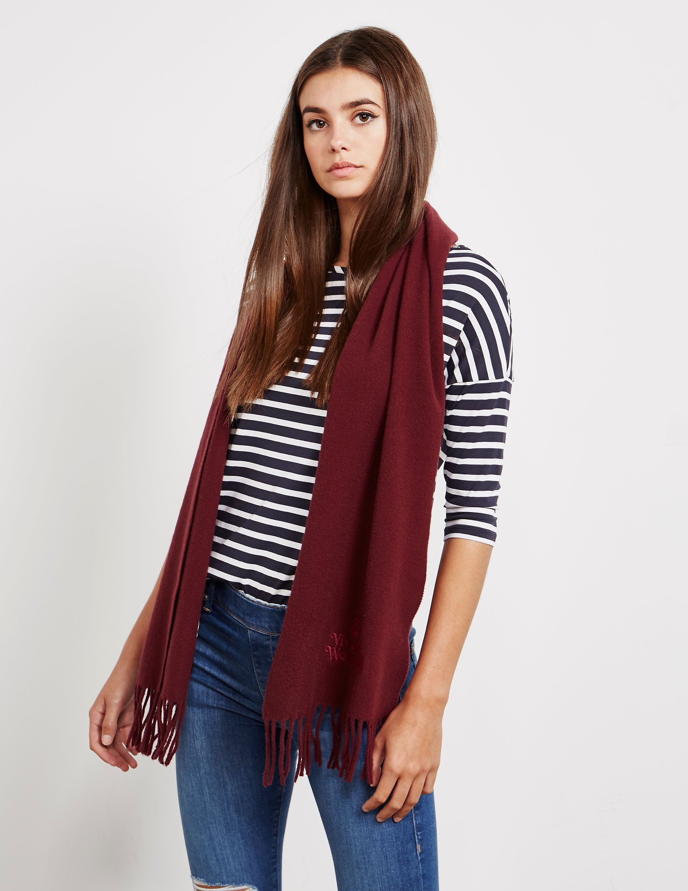 Vivienne Westwood Wool Scarf
