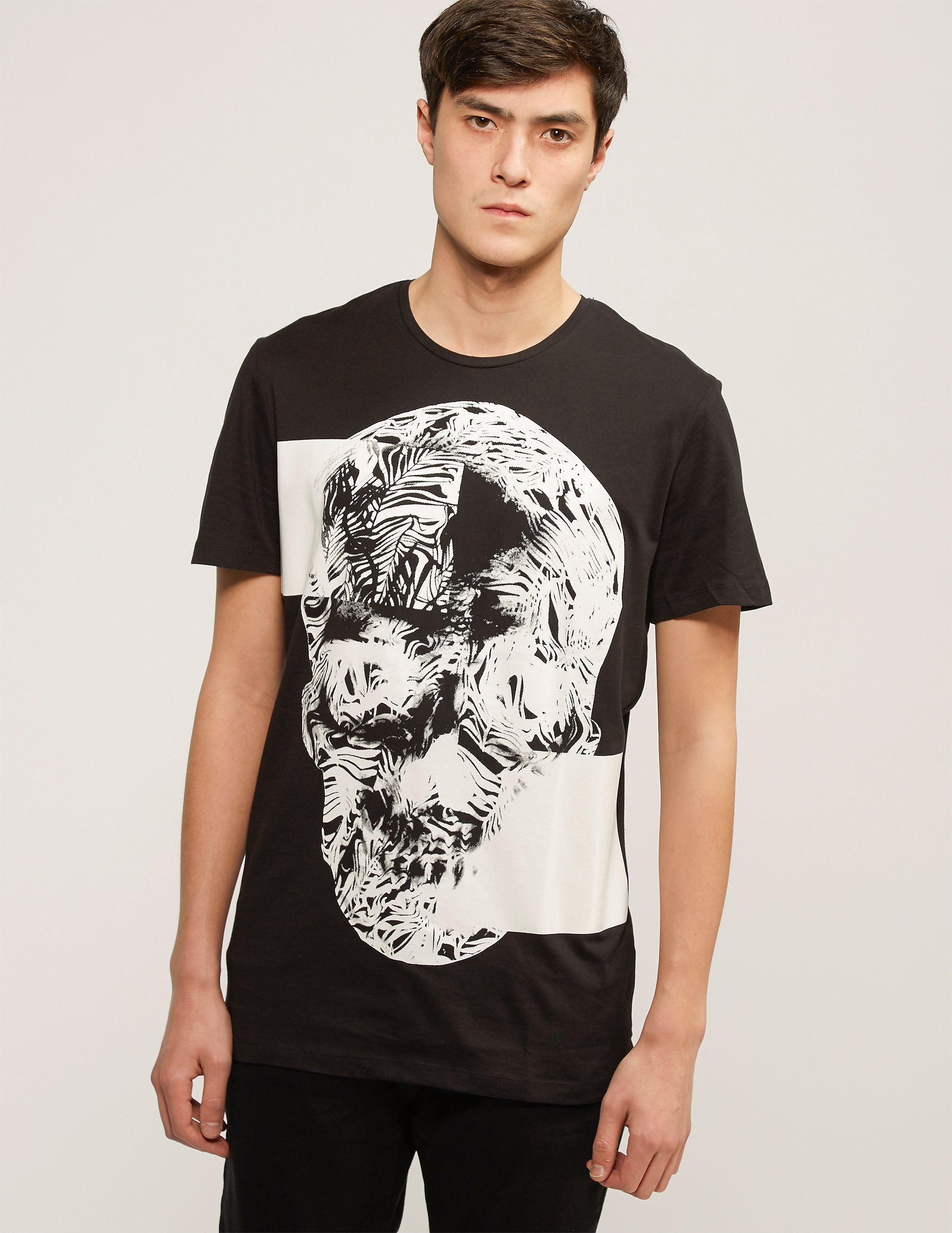 Antony Morato Oversize Skull T-Shirt