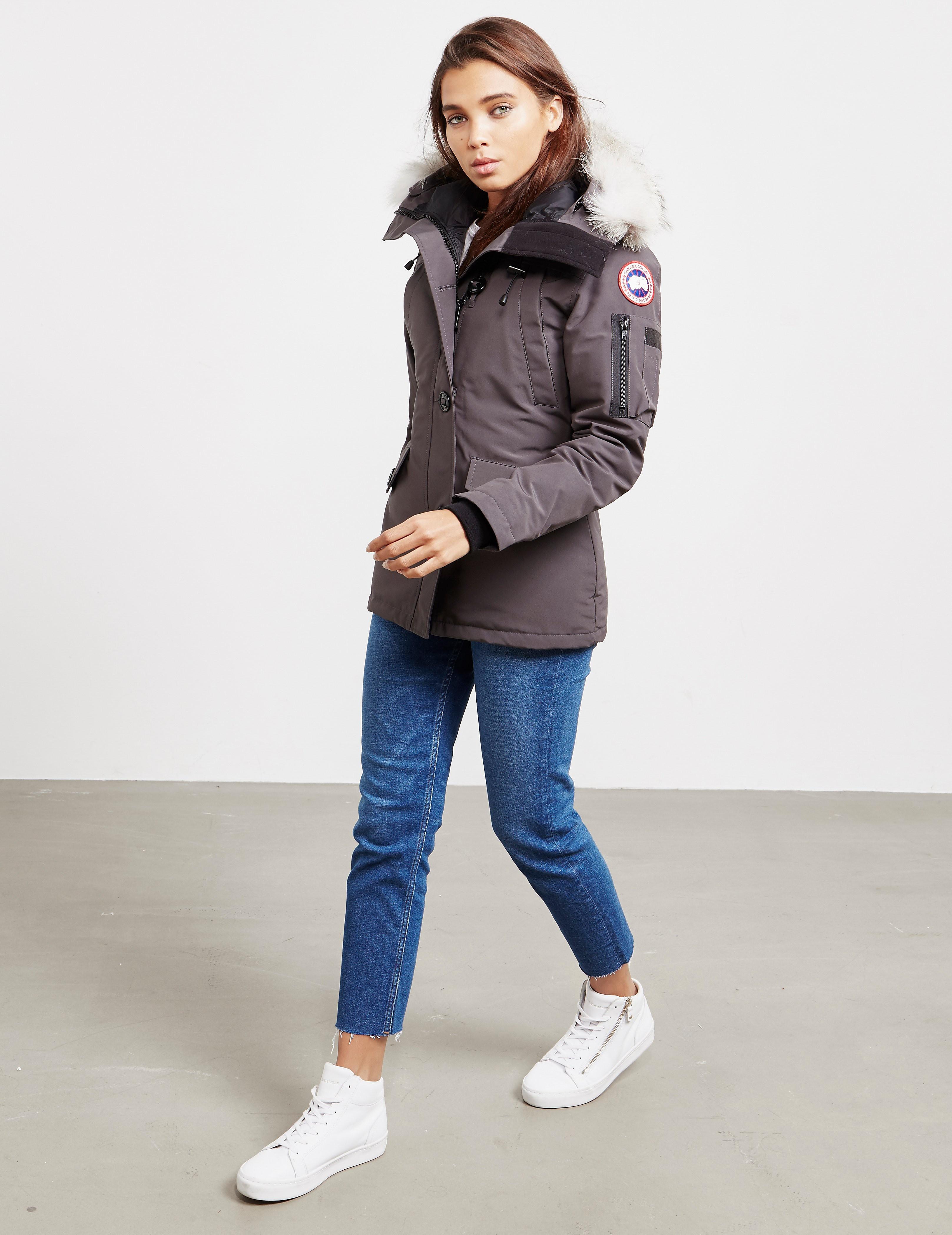 Canada Goose Montebello Padded Parka Jacket