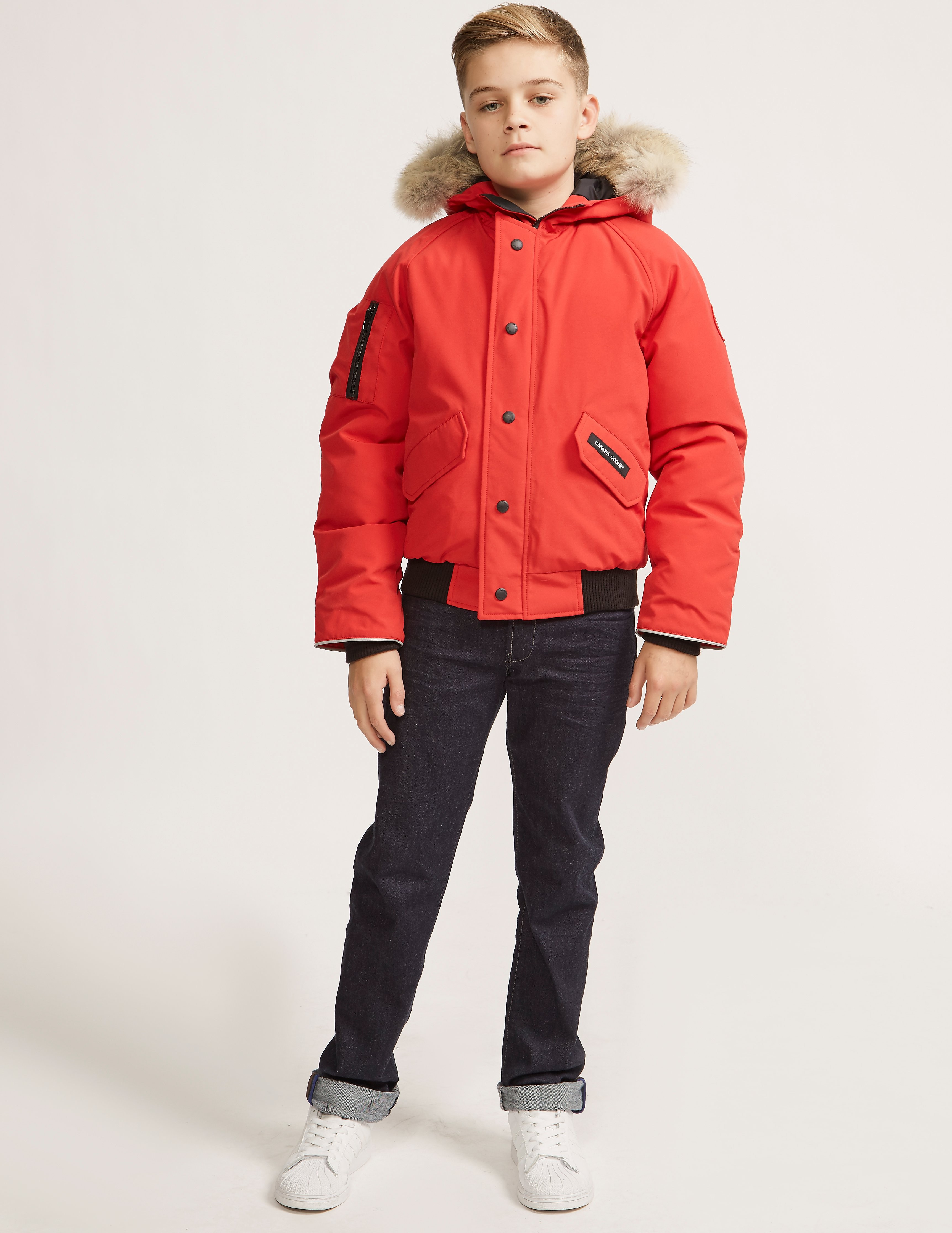 Canada Goose Kids' Rundle Bomber