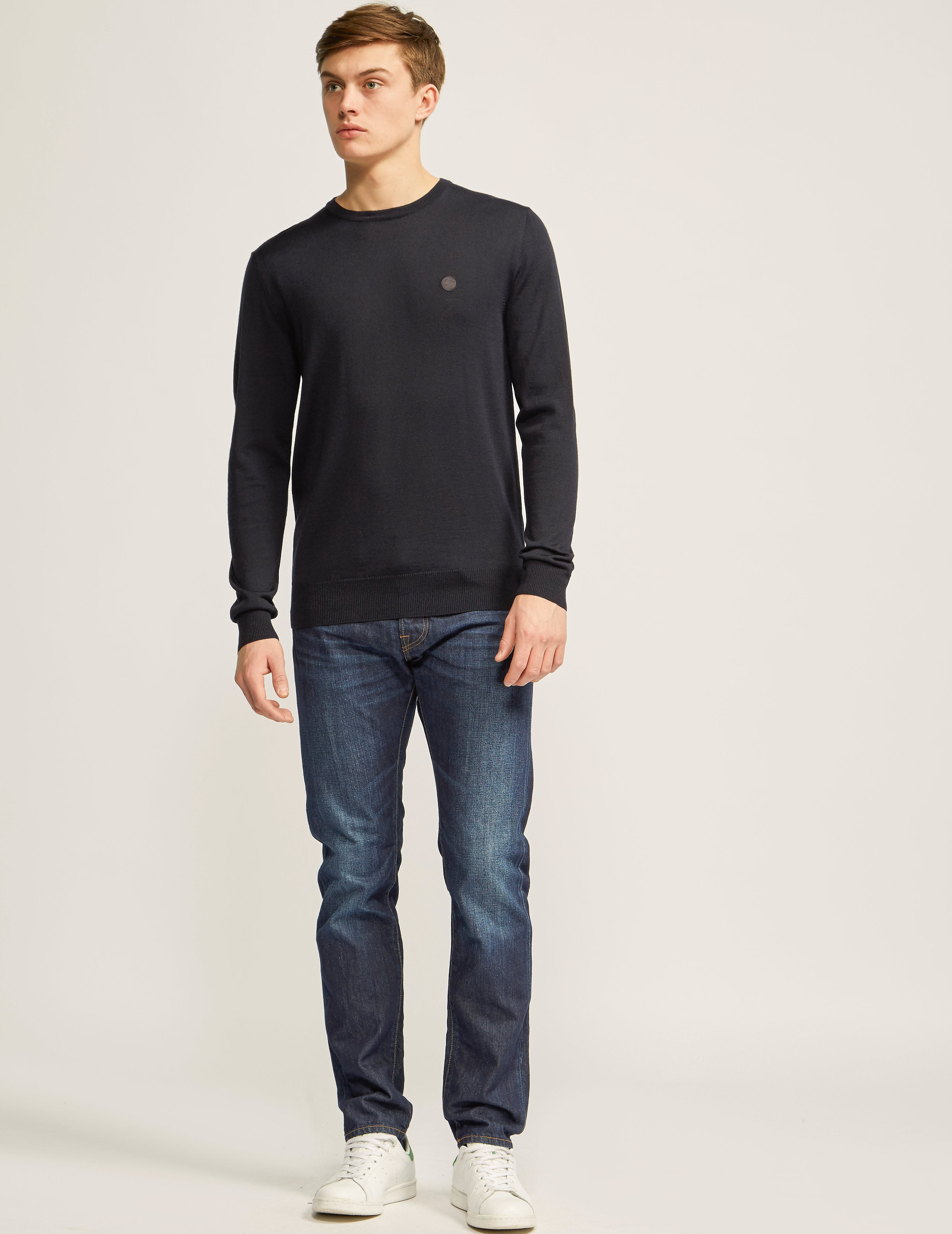 Pretty Green Mosely Crew Neck Knit