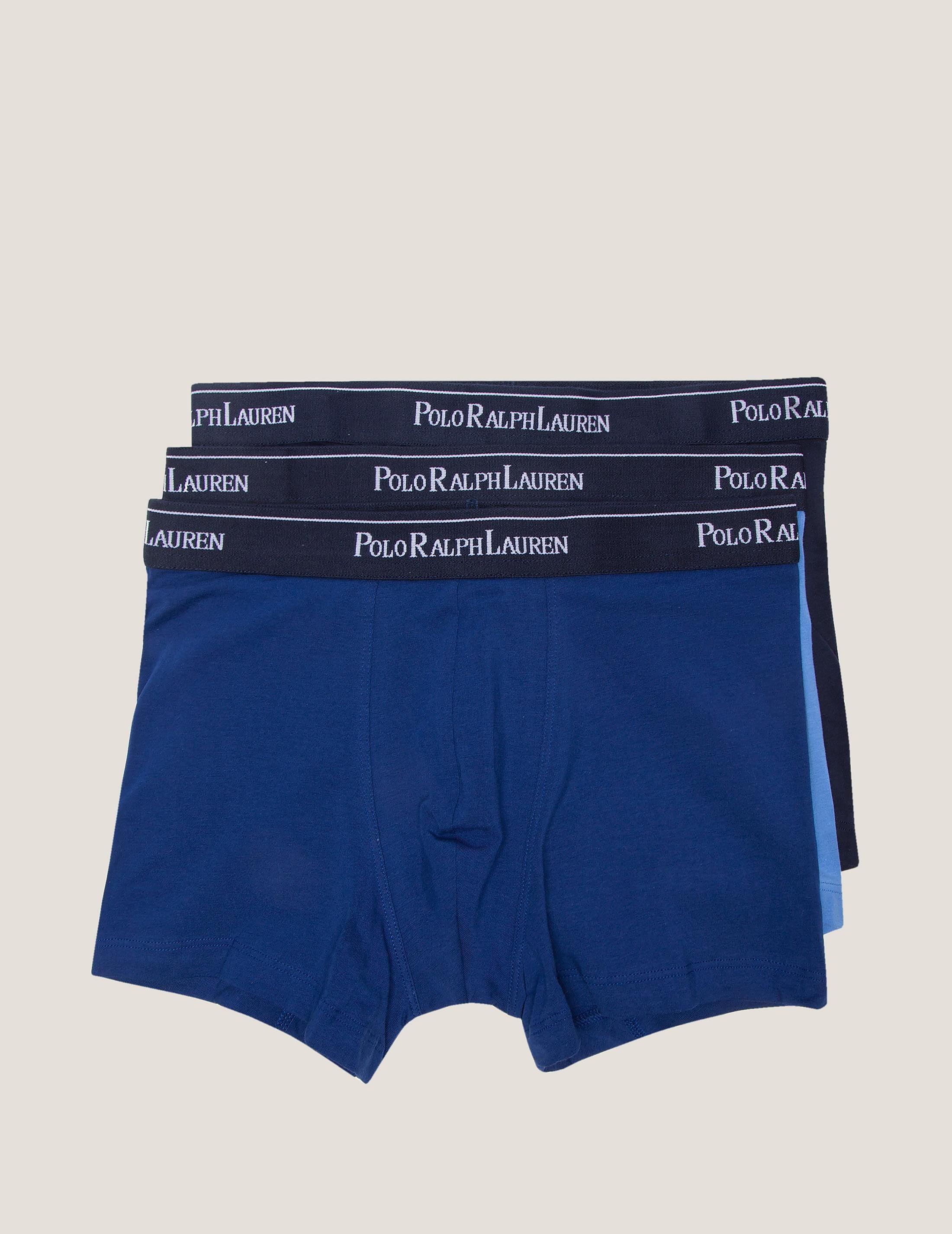 Polo Ralph Lauren 3 Pack Trunk
