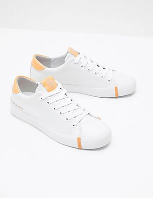 ff473480b7a Armani Exchange Low Cut Trainers ...