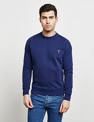 07d3321ad6071c AMI Paris Logo Sweatshirt ...