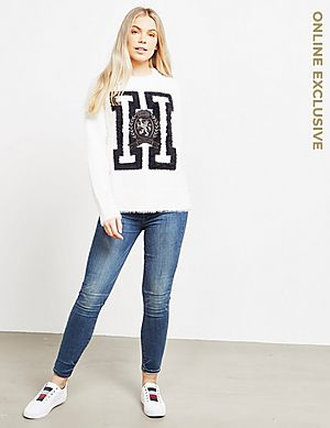 7936f139bf9 ... Tommy Hilfiger Taubey Jumper - Online Exclusive